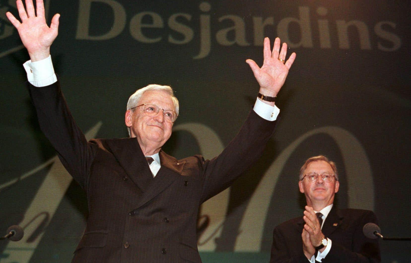 Claude Béland a été notamment le président du Mouvement Desjardins de 1987 à 2000.