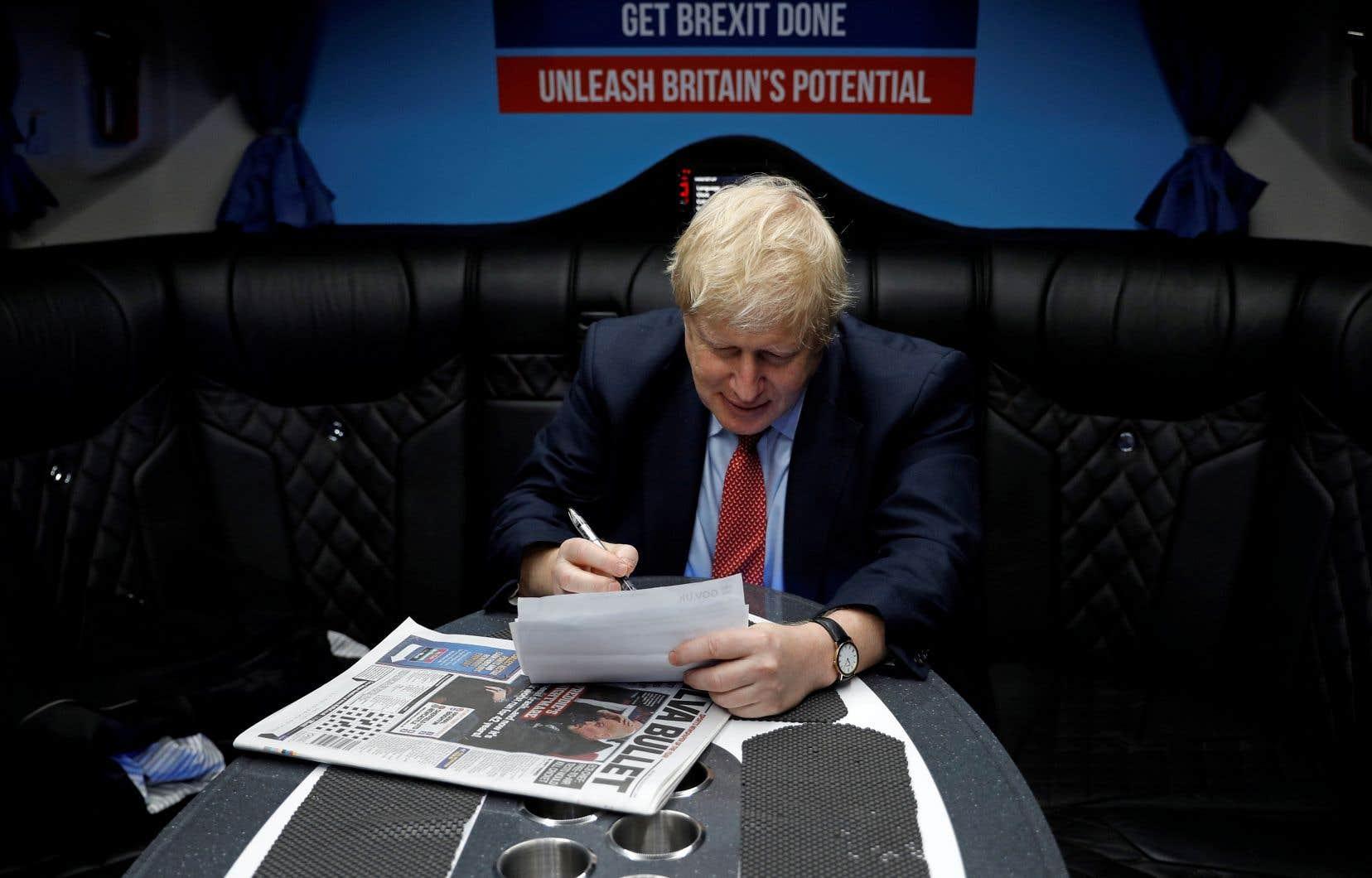 Ce n'est pas un hasard si Boris Johnson a lancé sa campagne à Birmingham. Les conservateurs ont ciblé une trentaine de circonscriptions où ils pourraient l'emporter.