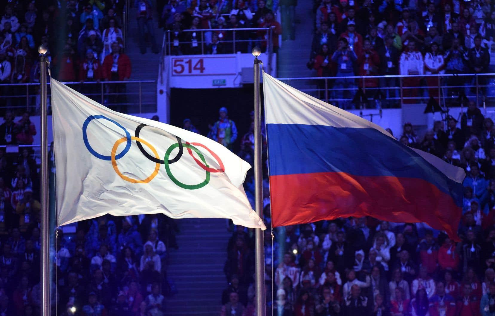 La Russie sera écartée des Jeux olympiques de Tokyo qui auront l'été prochain au Japon et des Jeux olympiques de Pékin qui seront disputés à l'hiver 2022 en Chine.