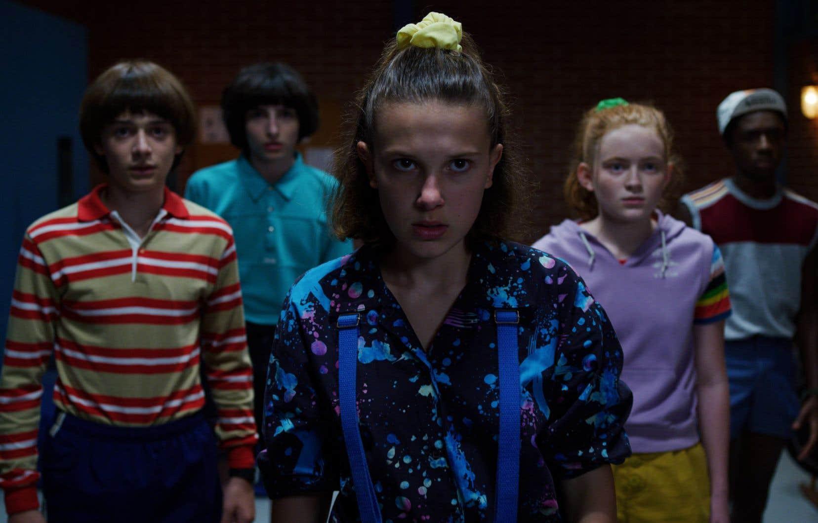 L'entreprise montréalaise RodéoFX a été retenu par Netflix comme principal partenaire d'effets visuels pour la quatrième saison de «Stranger Things».