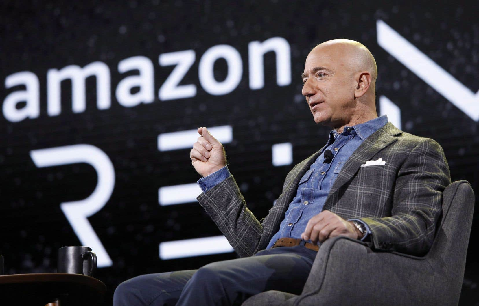 Dans un document d'une centaine de pages, le groupe de Seattle estime que l'inimitié de Donald Trump envers le patron d'Amazon, Jeff Bezos, «perçu comme un ennemi politique» a joué un rôle considérable dans la décision du Pentagone.