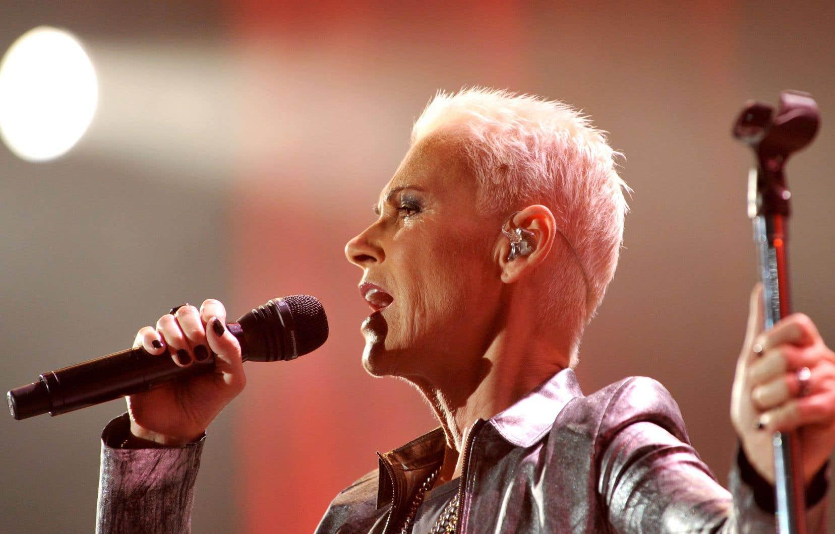 La chanteuse suédoise Marie Fredriksson était soignée depuis 2002 pour une tumeur cérébrale.
