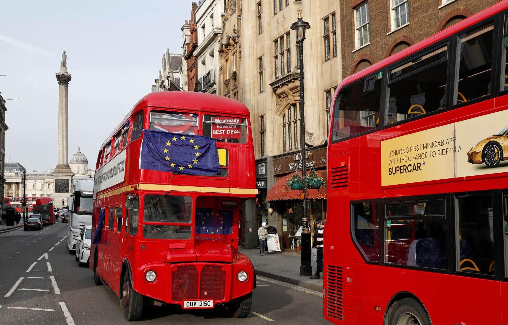 Londres, explique David Edgerton, «ce n'est plus la capitale d'une nation, mais une île, une cité-État mondialisée.»