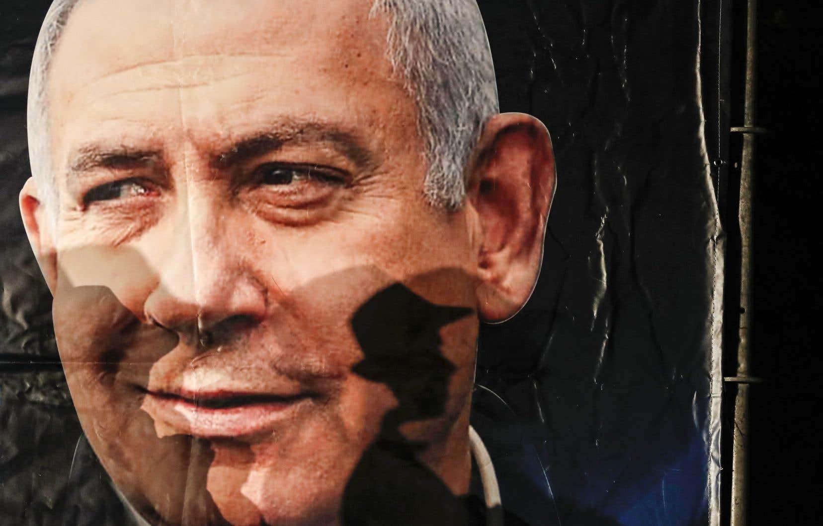 Le premier ministre d'Israël, Benjamin Nétanyahou, a été inculpé fin novembre pour corruption, abus de confiance et malversations dans une série d'affaires.