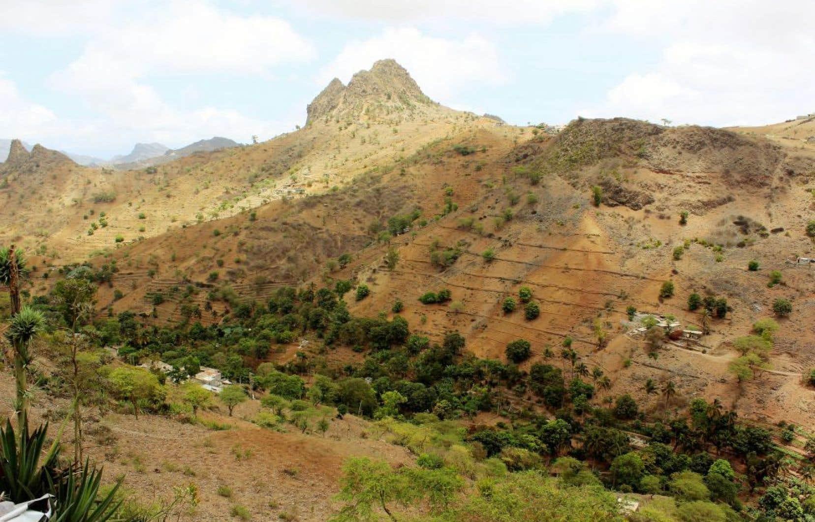 Le plateau Boa Entrada