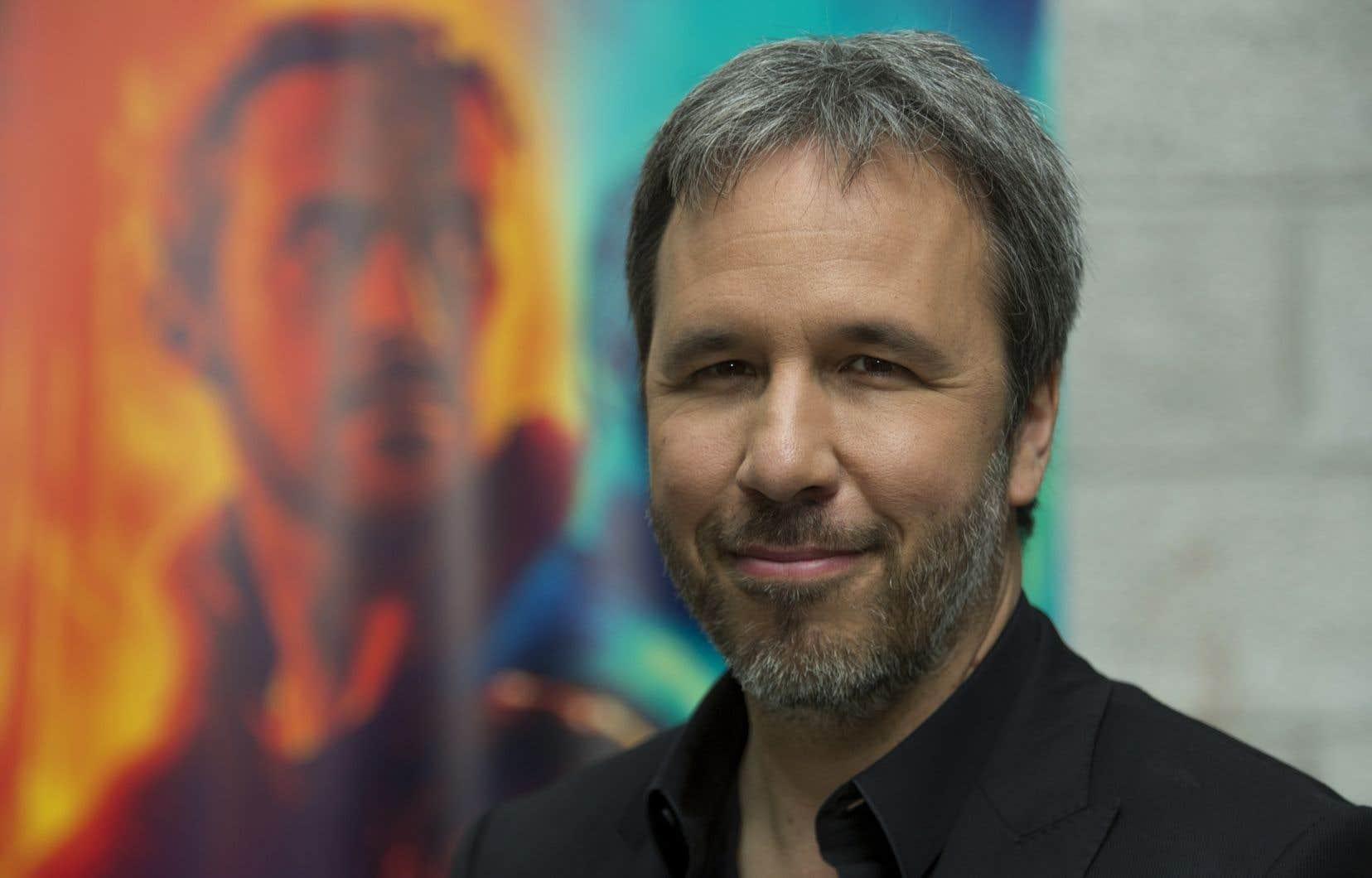 Le cinéaste Denis Villeneuve, lors de la sortie du film «Blade Runner 2049», en 2017