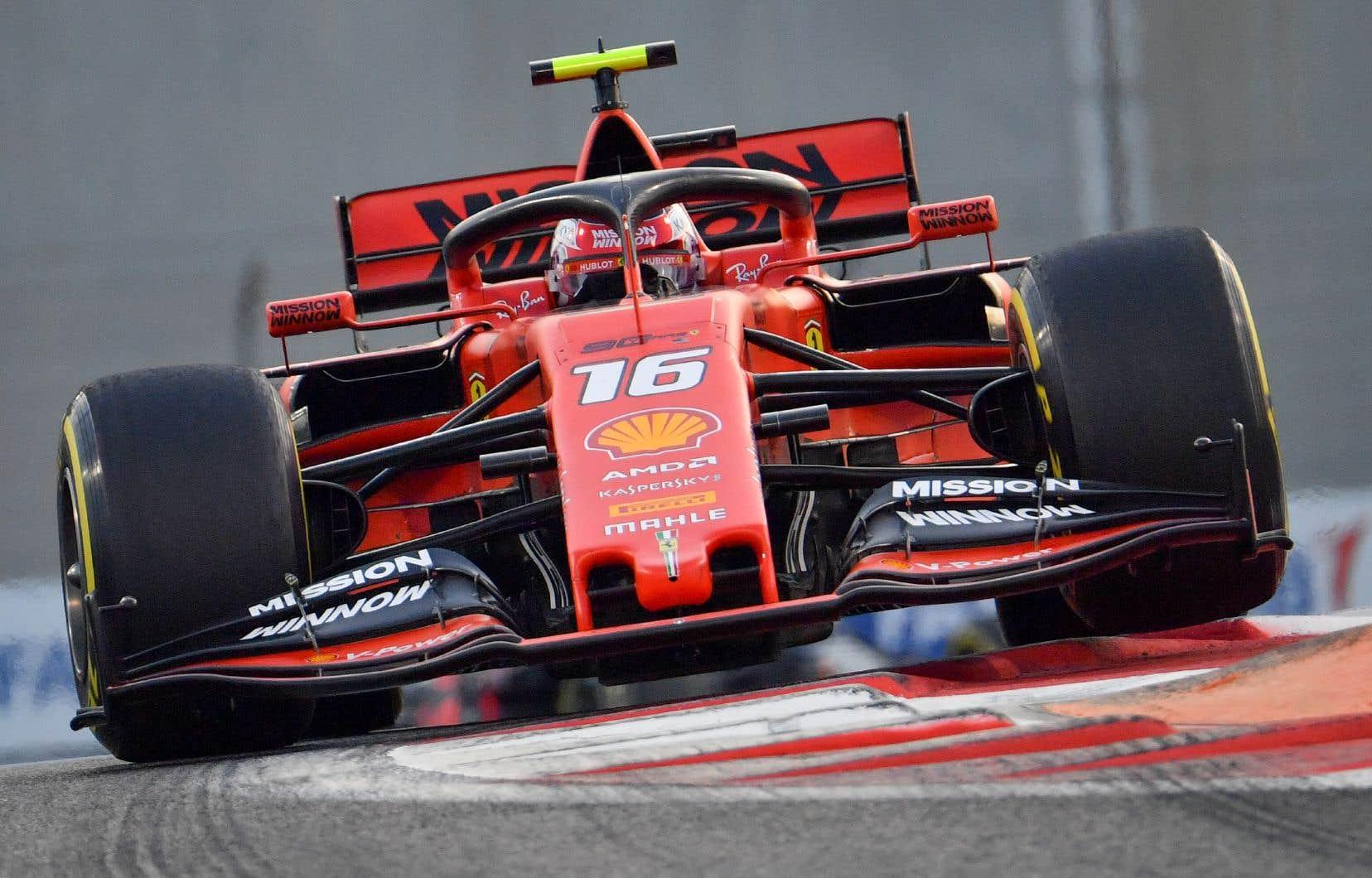 La voiture sera présentée le 11février prochain, pour des essais hivernaux à Barcelone (Espagne) débutant le 19.