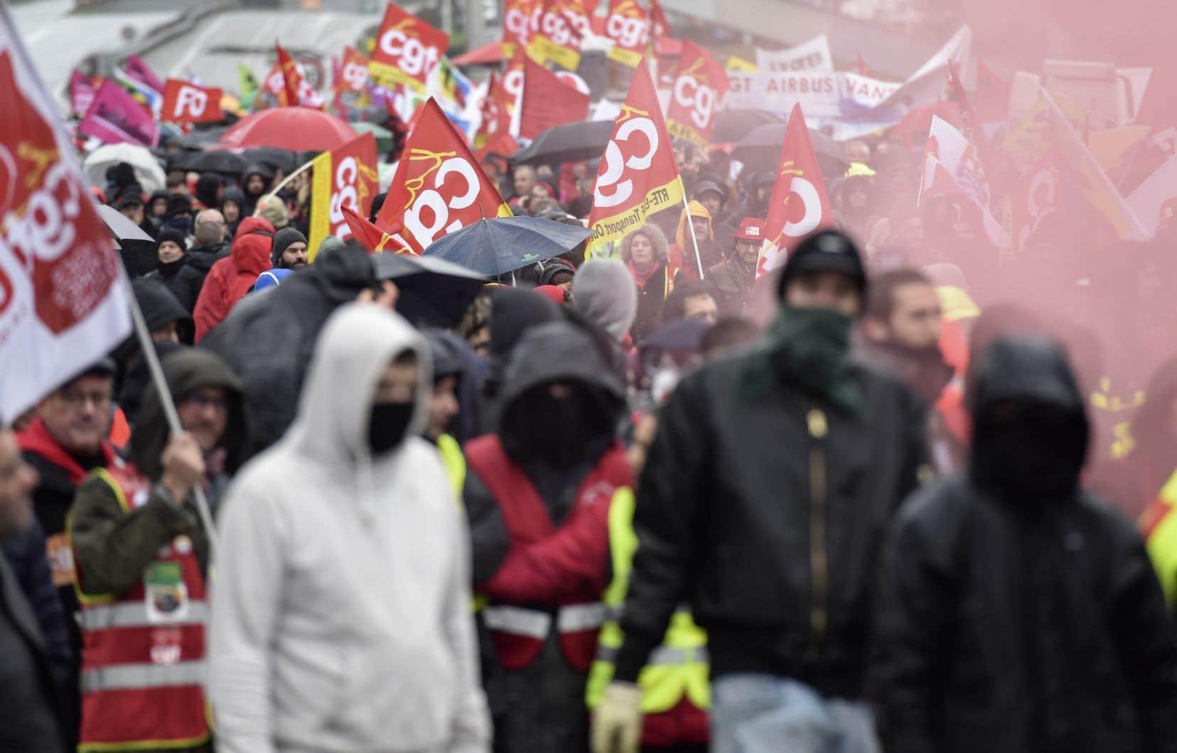 Des manifestations ont été organisées partout en France, réunissant plusieurs dizaines de milliers de personnes.