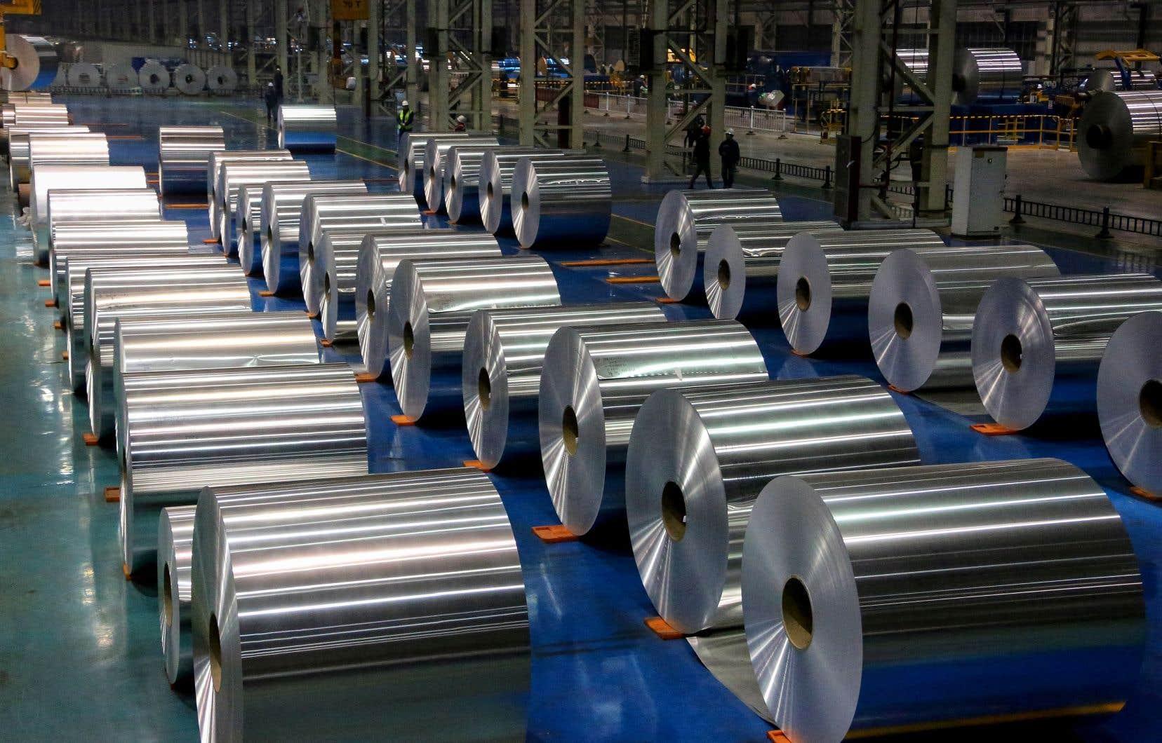 Le premier ministre François Legault s'est dit déçu du sort réservé à l'aluminium, mais il réclame, tout de même, la ratification de l'accord.