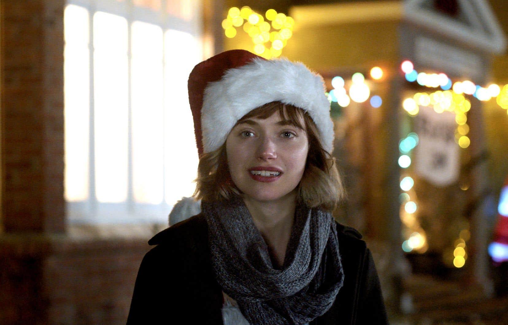 Imogen Poots incarne Riley dans le «Noël tragique» de Sophia Takal.