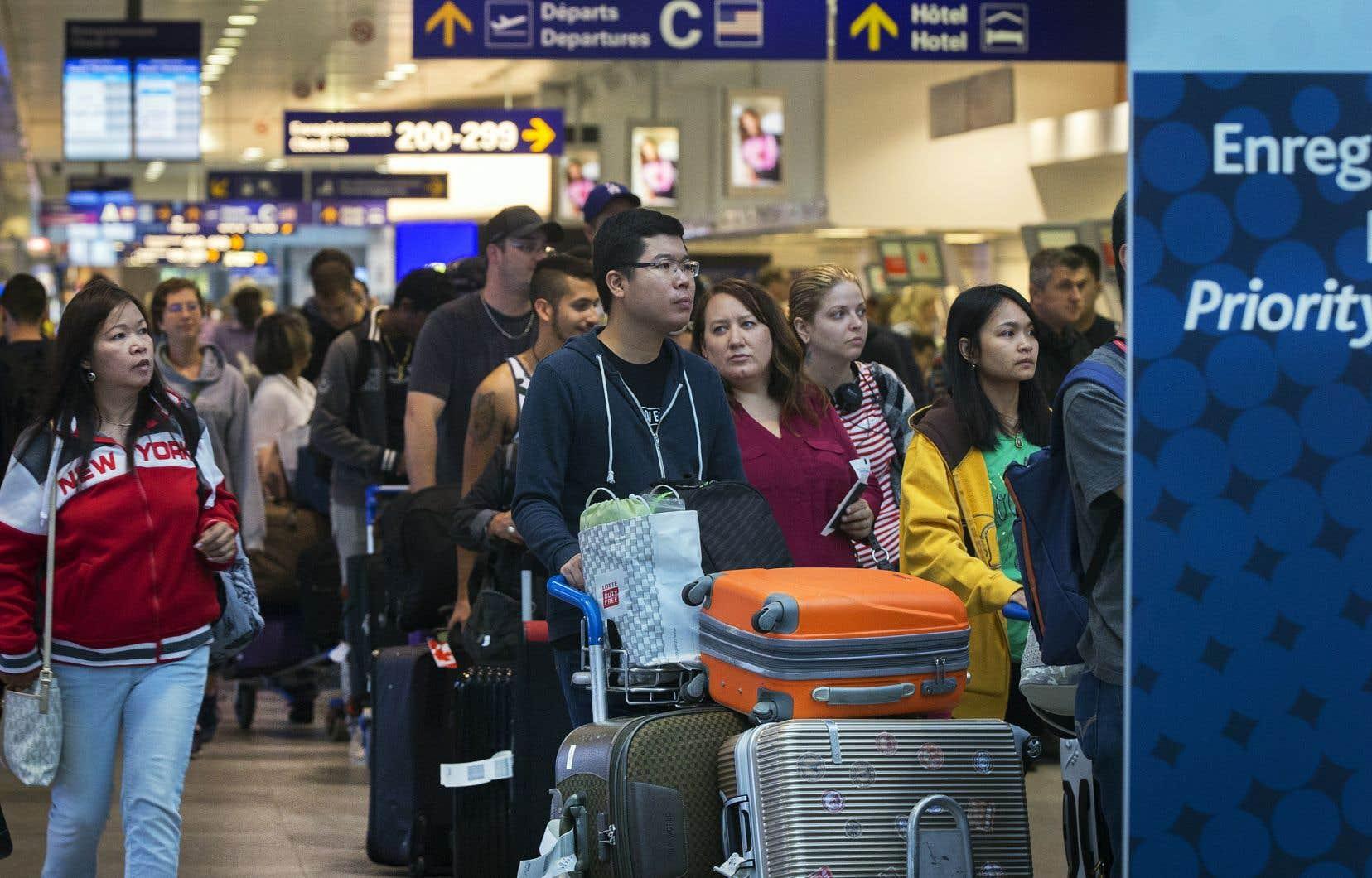 Des données révèlent que bon nombre de voyageurs ne connaissent pas leurs droits contenus dans la charte.