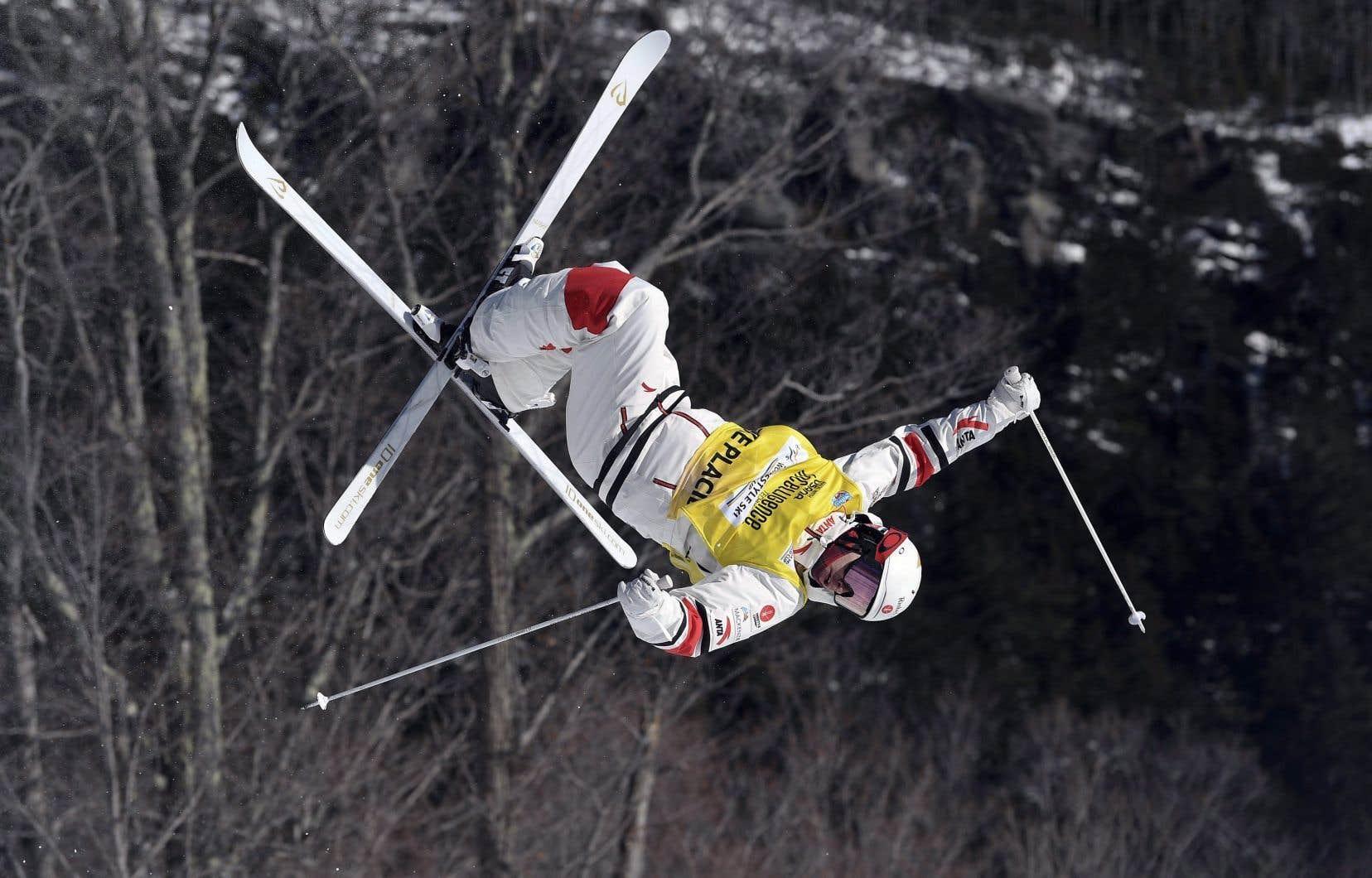 Kingsbury abordera la période des Fêtes l'esprit en paix, et renouera avec la compétition le 25janvier devant le public québécois au mont Tremblant, maillot jaune sur le dos.