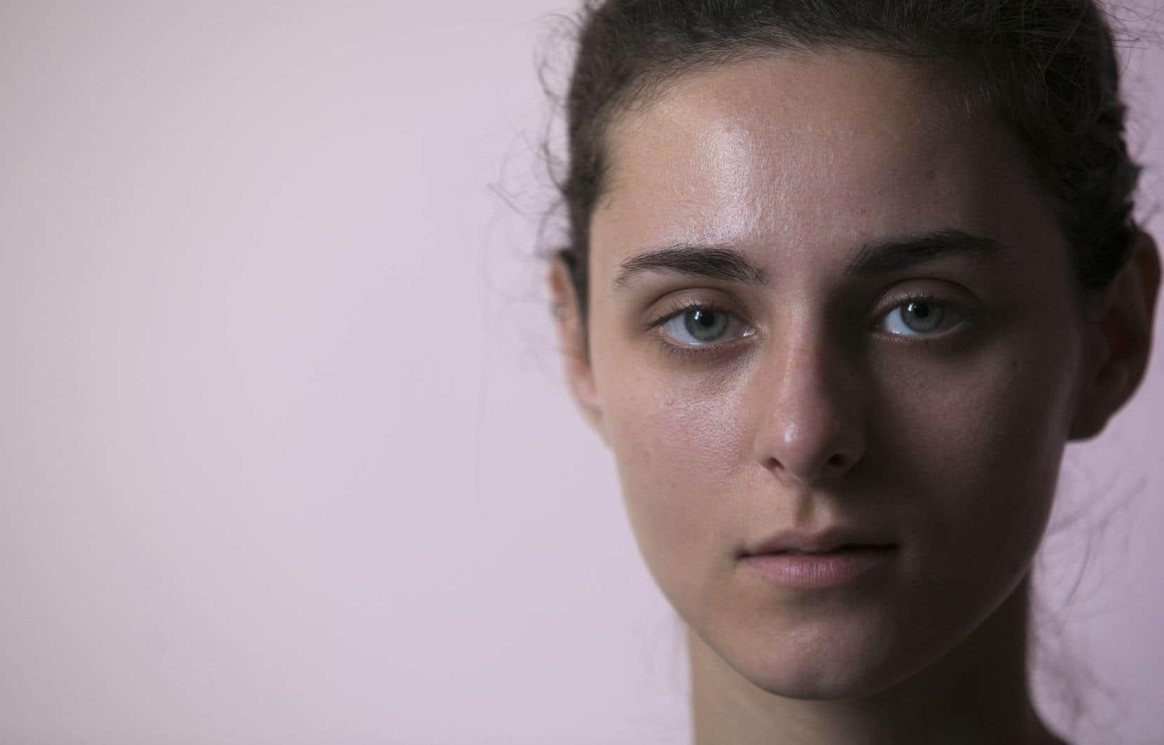 Nahéma Ricci interprète Antigone dans le long métrage de Sophie Deraspe.