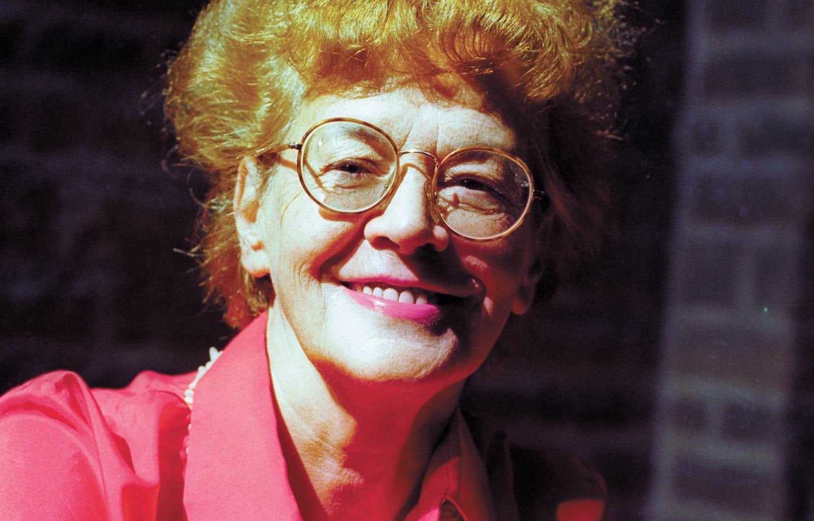 Fernande Saint-Martin en 1993