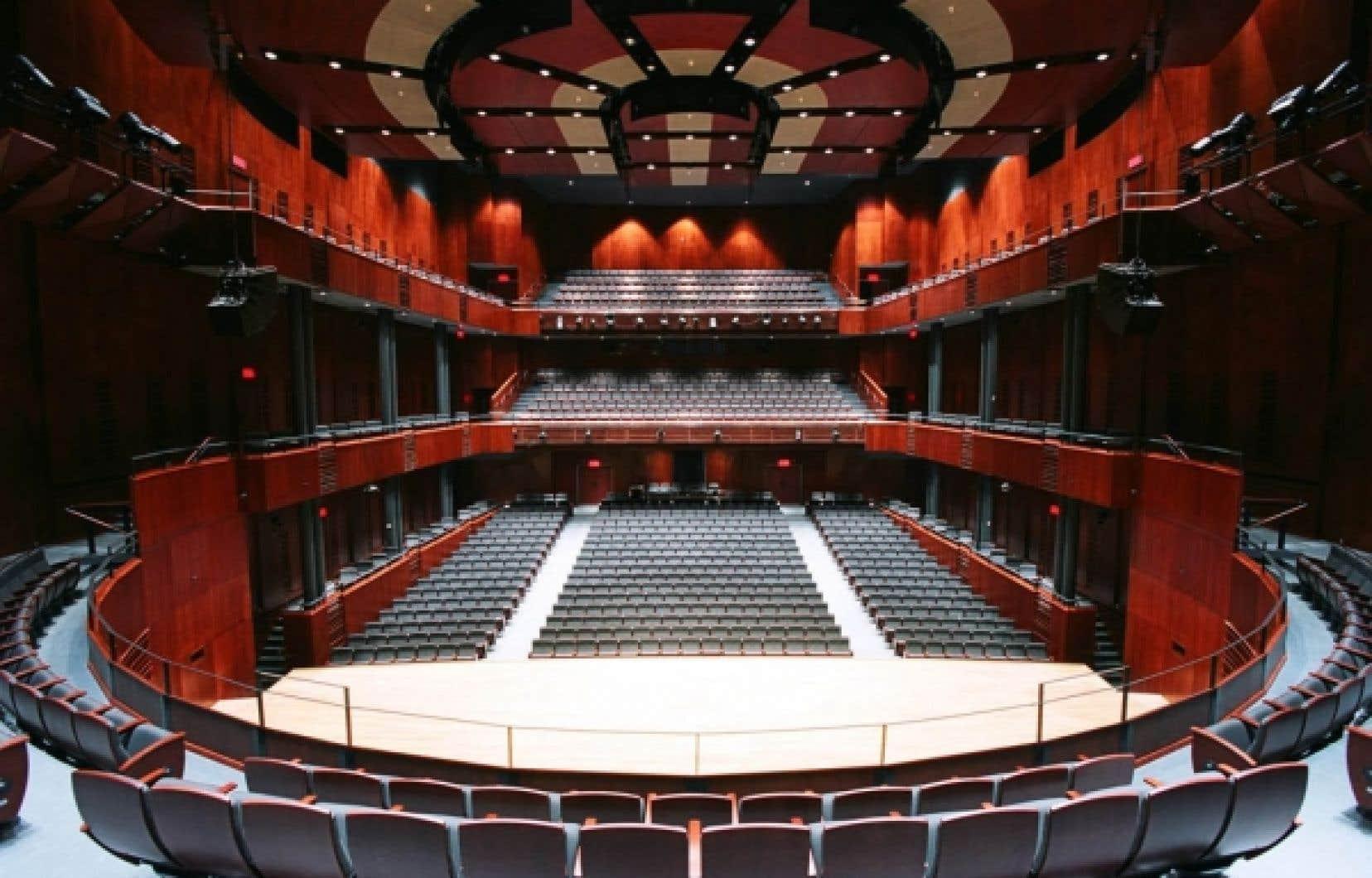 Le Palais Montcalm serait l&#39;une des cinq meilleures salles de musique au monde. <br />