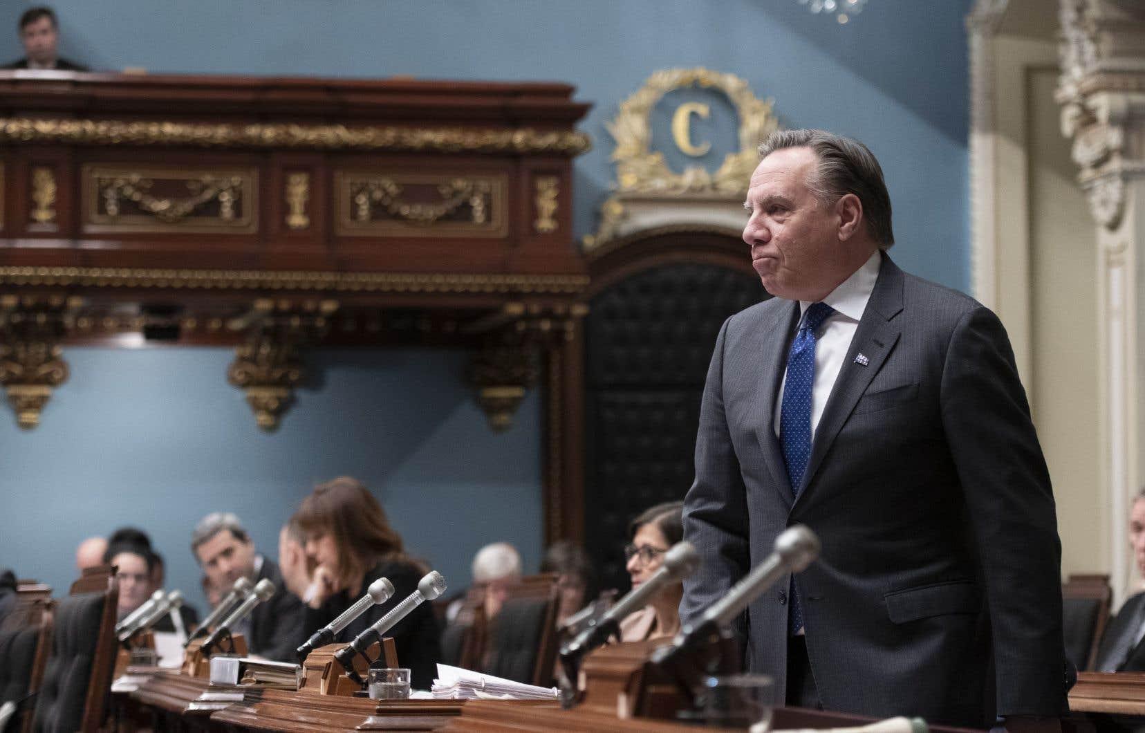 Le gouvernement de la Coalition avenir Québec a été très actif en 2019 en adoptant cinq projets de loi majeurs qui ont changé le visage du Québec.