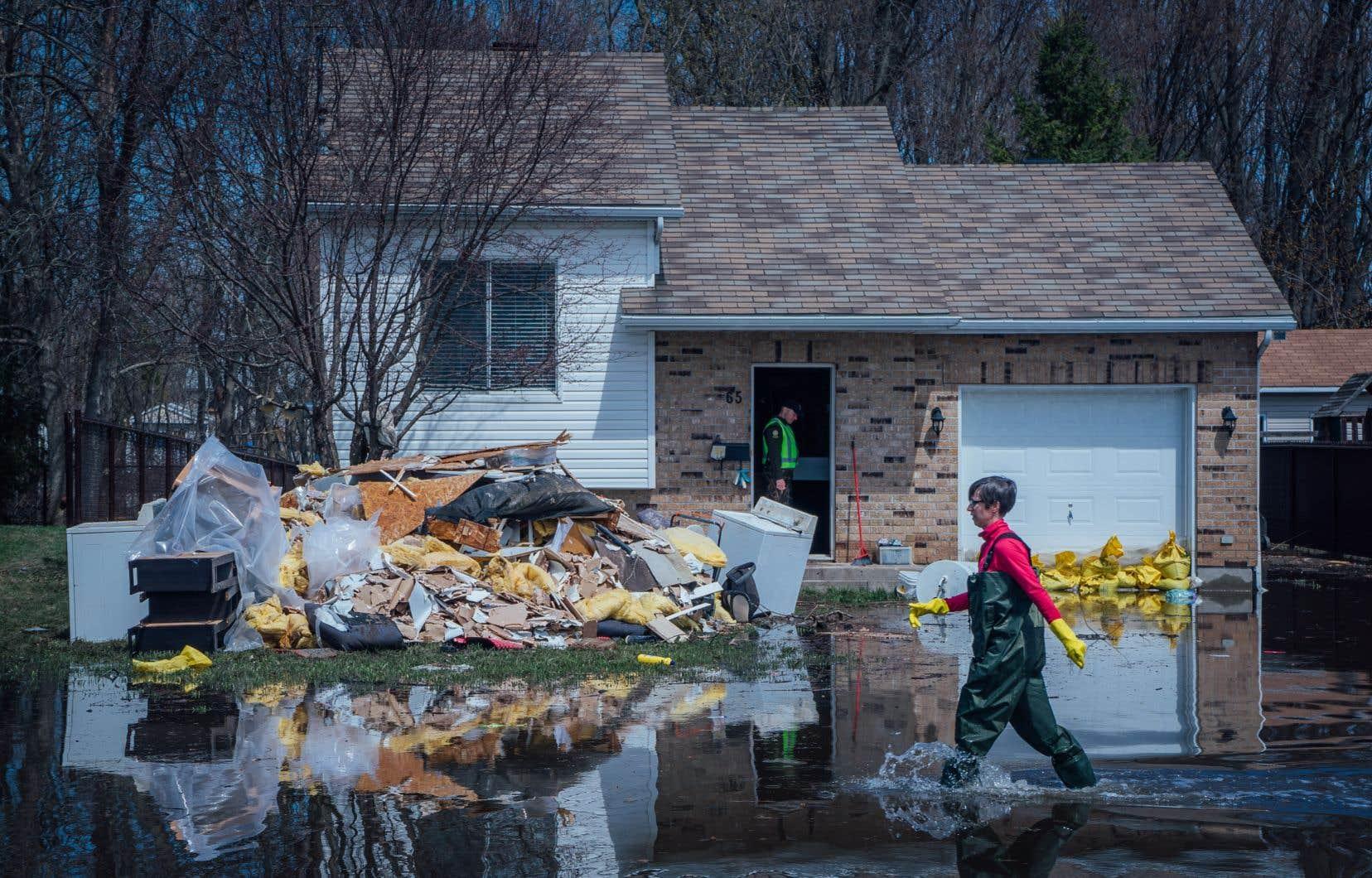 En tout, pas moins de 310 municipalités ont été touchées par les inondations.