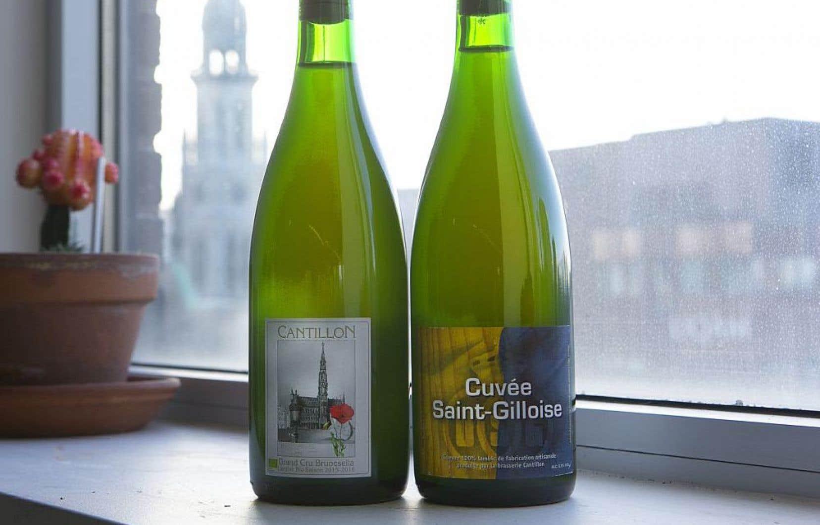 Les bières Cantillon sont un délice prisé par les amateurs de bières artisanales.