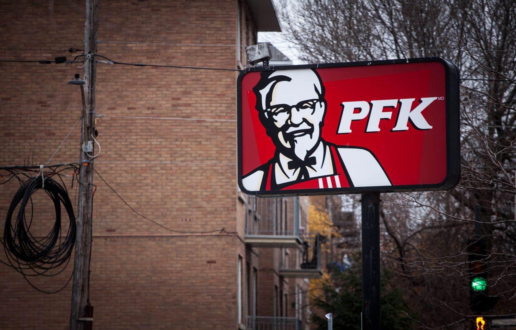 La fermeture de la succursale du boulevard Wilfrid-Hamel marque la disparition de l'enseigne de poulet frit à Québec, qui comptait auparavant 14 restaurants dans la région.