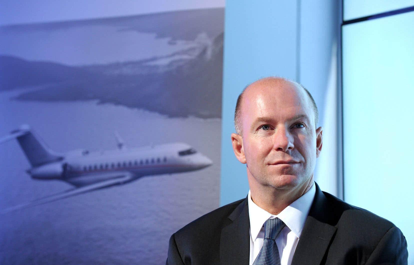 Alain Bellemare est arrivé chez Bombardier en 2015, avec 18ans d'expérience à United Technologies Corp. (UTC), dont plusieurs années chez Pratt & Whitney.