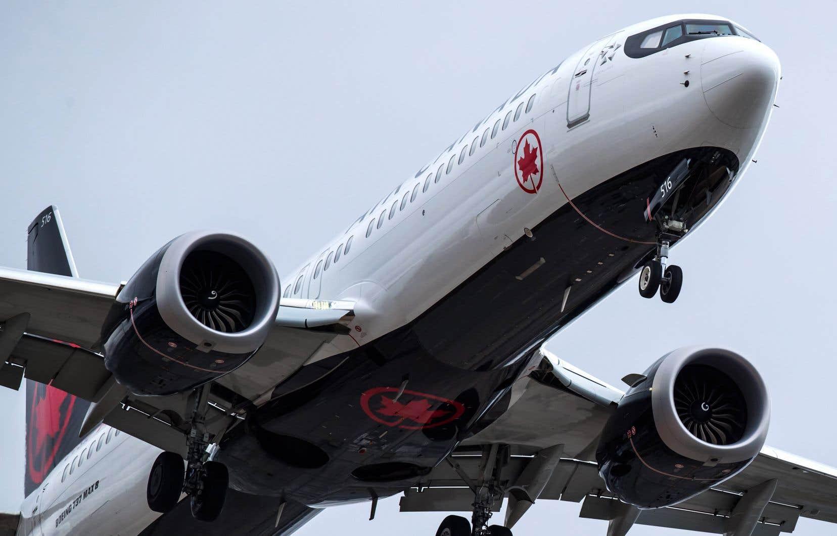 Air Canada ne prévoit pas de retour sur les pistes pour ses appareils Boeing 737 MAX 8 avant avril 2020.