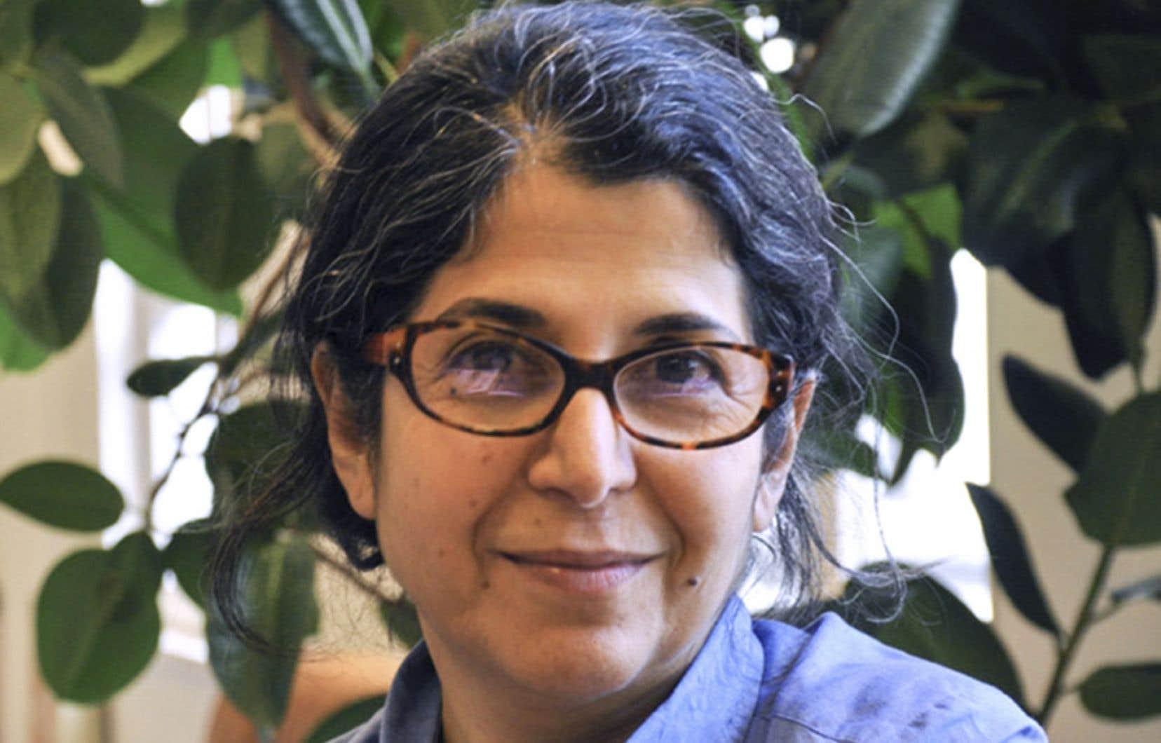 La chercheuse franco-iranienne Fariba Adelkhah