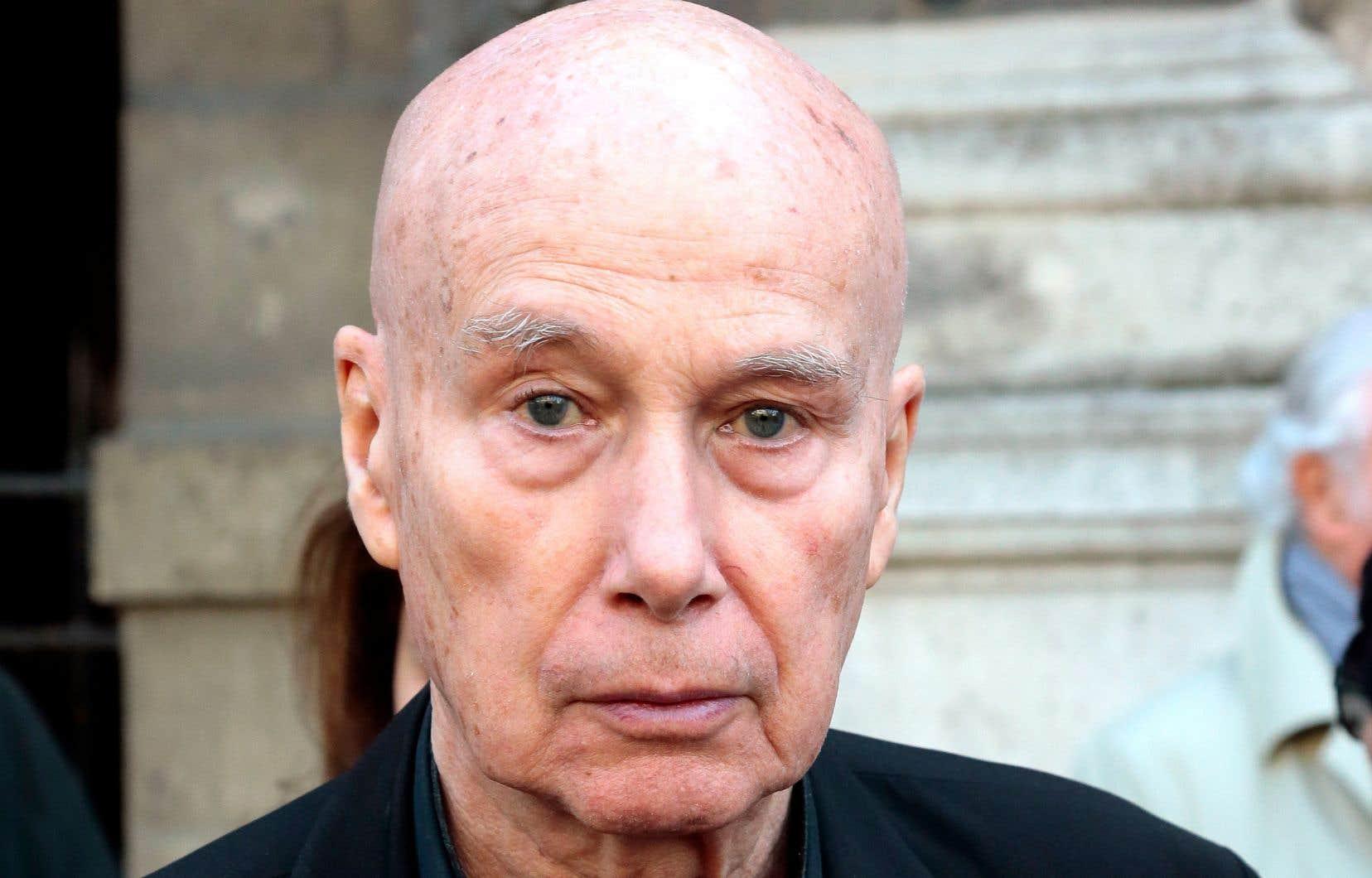 L'écrivain Gabriel Matzneff fait l'objet d'une accusation de viol sur une mineure devant le parquet de Paris.