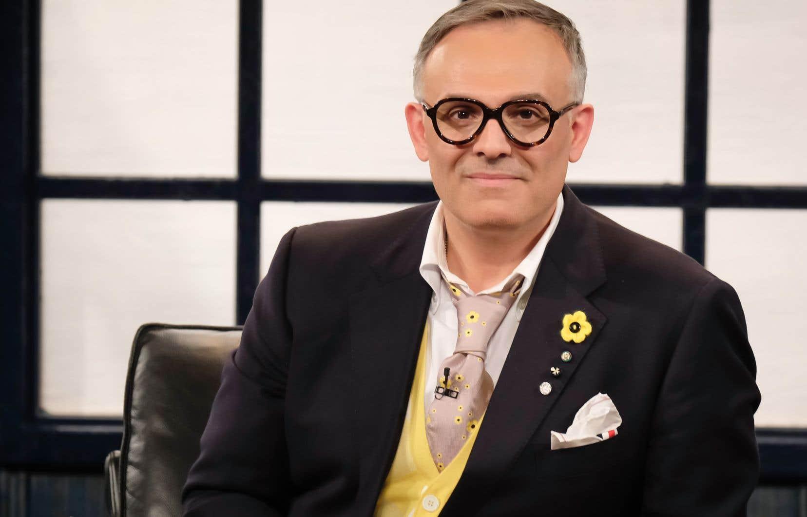 L'homme d'affaires et de cinéma Vincent Guzzo