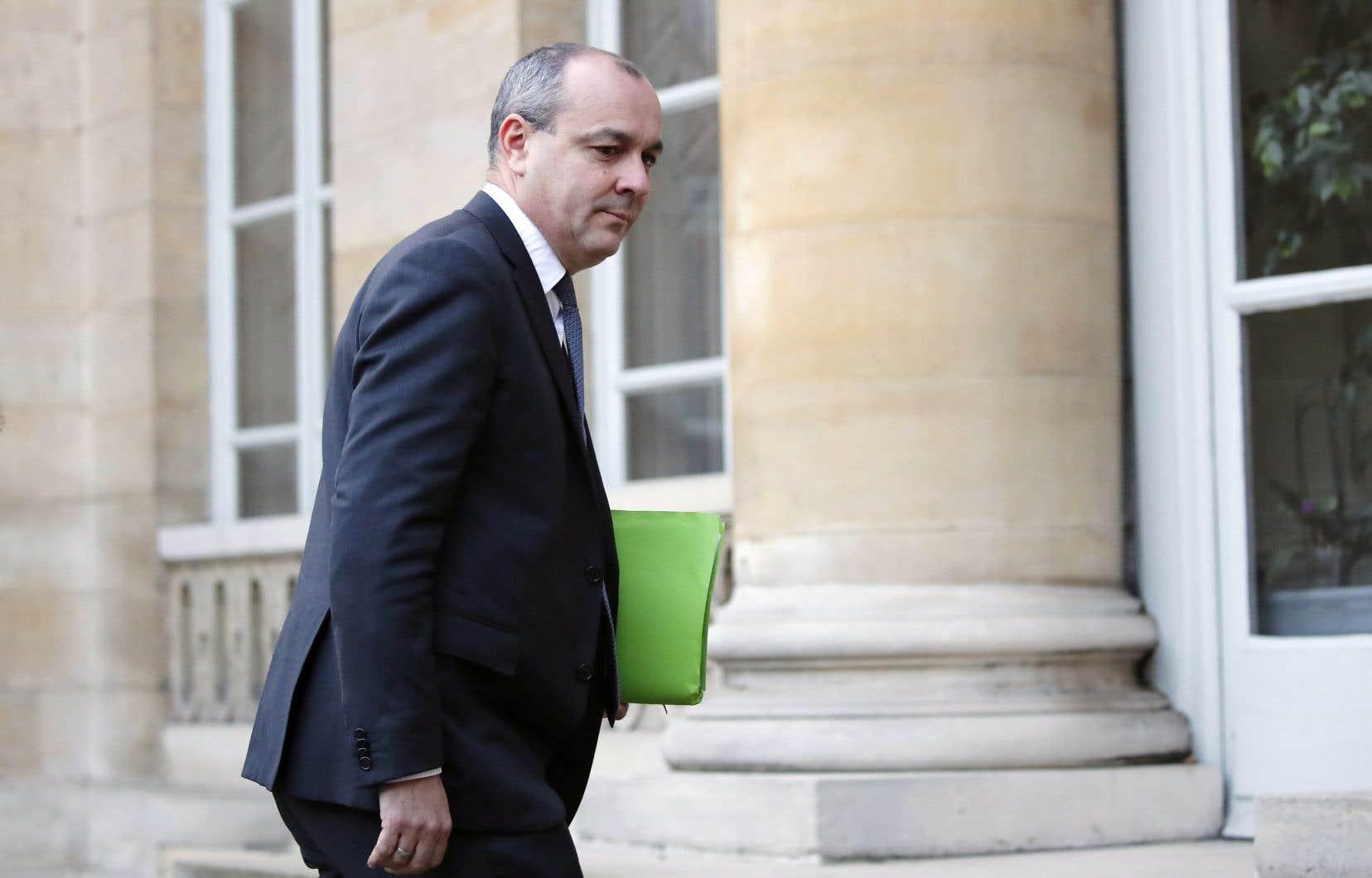 Le dirigeant du premier syndicat français, Laurent Berger