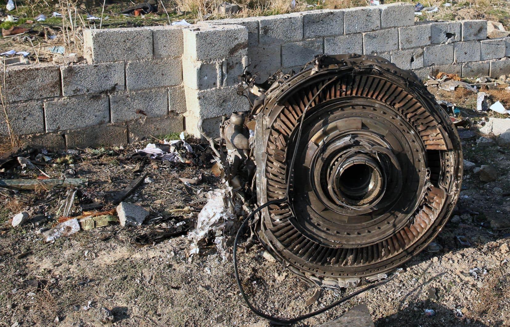 <p>L'avion de ligne de la compagnie privée Ukraine International Airlinesa décollé mercredi matin de Téhéran en direction de Kiev avant de s'écraser deux minutes plus tard, tuant les 176 personnes à bord.</p>
