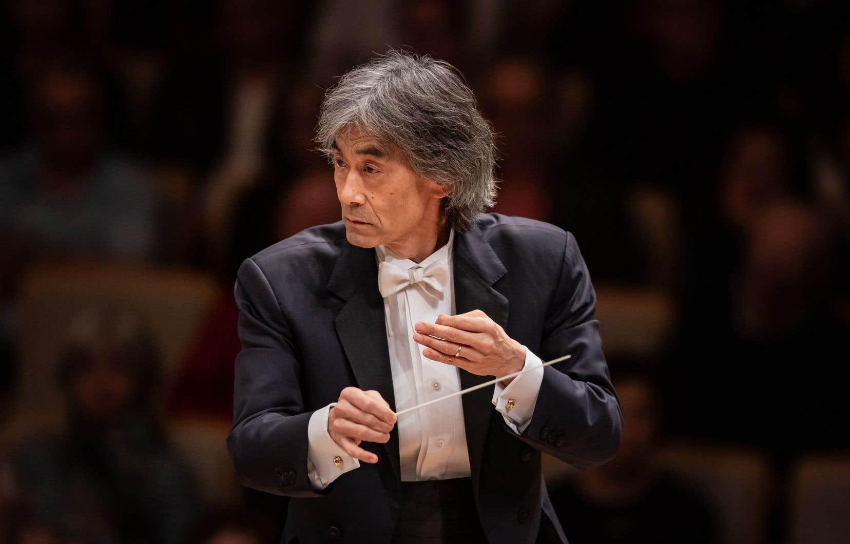 Le chef Kent Nagano conduira son concert final avec la «2eSymphonie» de Mahler à la Maison symphonique de Montréal.