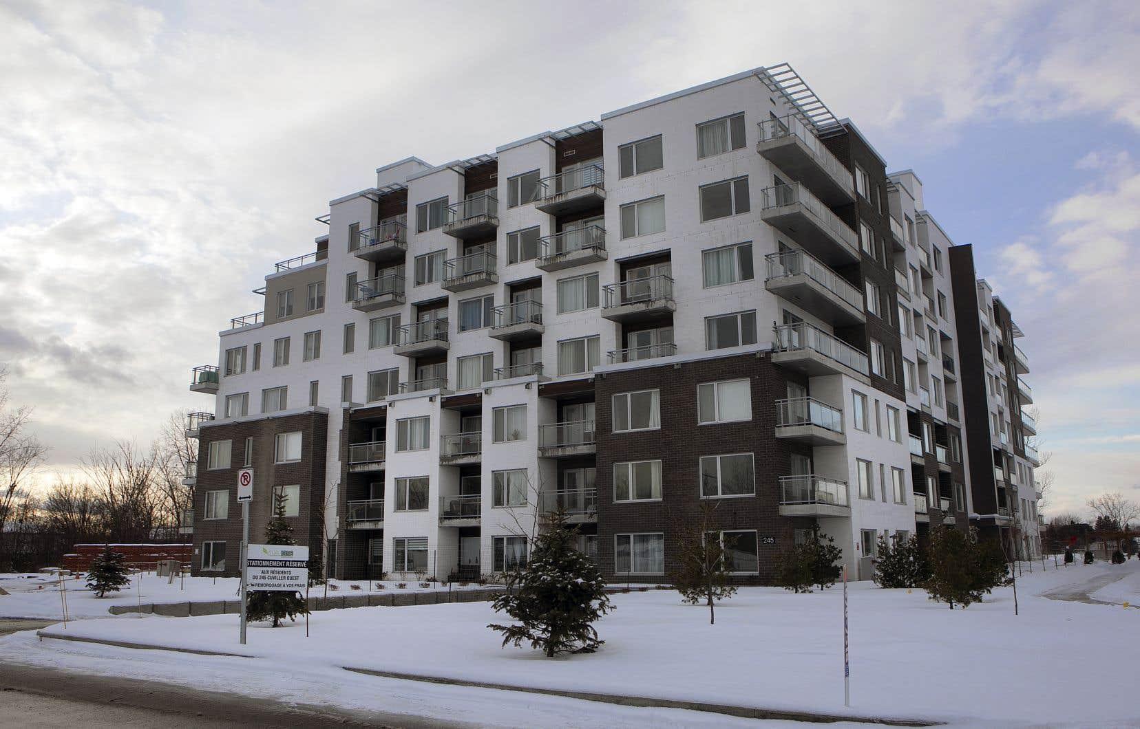 Les logements du projet Viva-Cité de Longueuil sont conçus pour des «personnes de 50 ans et plus».