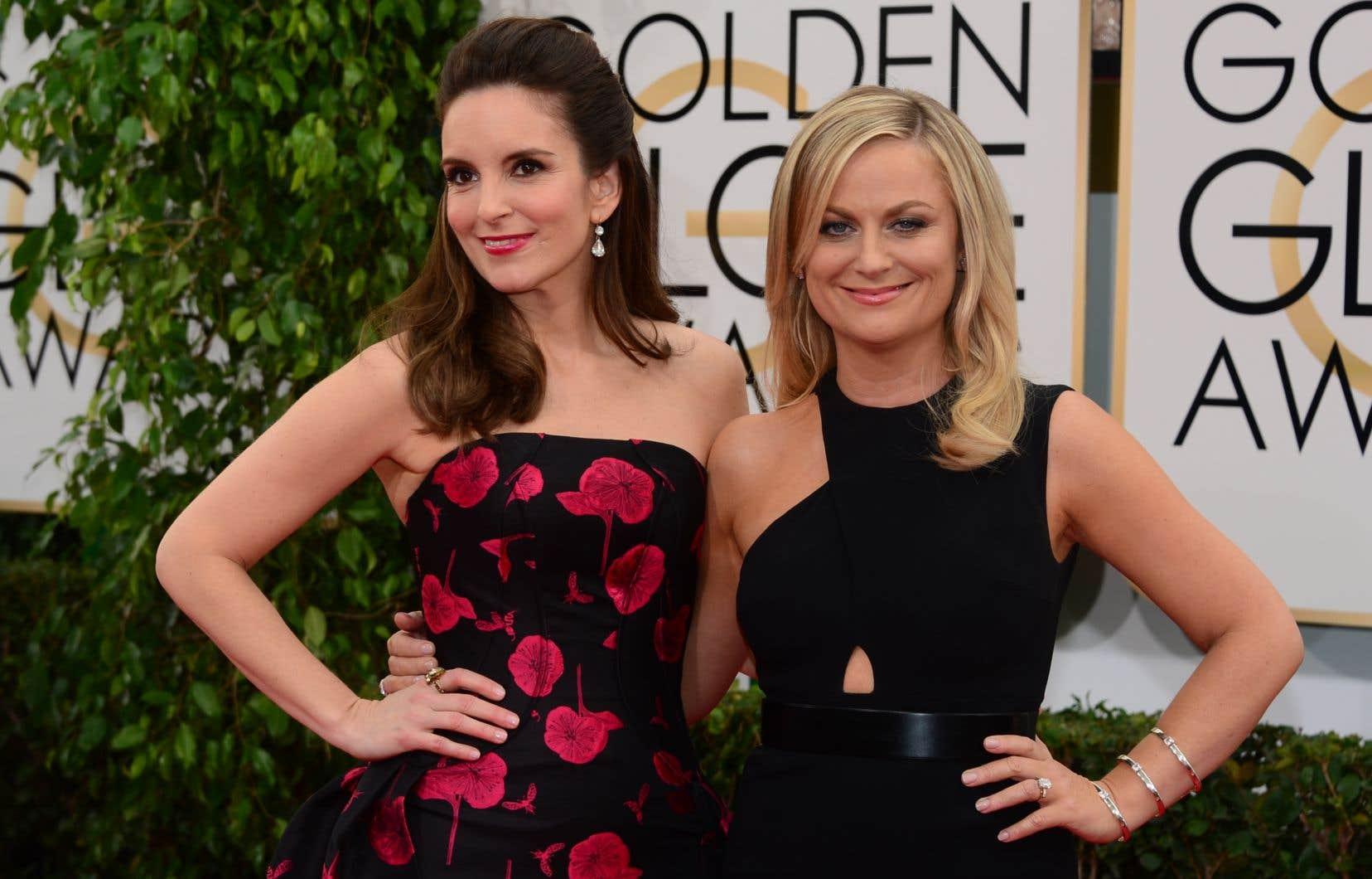 Tina Fey et Amy Poehler sont presque indissociables depuis leur première animation ensemble.