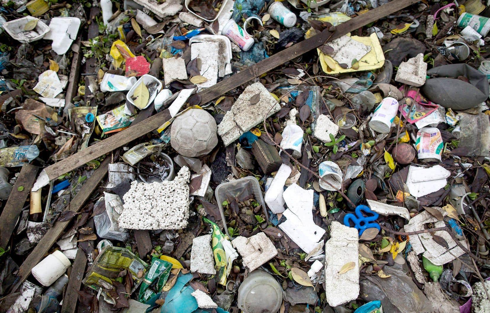 Pour le Front commun québécois pour une gestion écologique des déchets, qui a réclamé la tenue d'un examen du BAPE pour le projet d'expansion 2022-2040, ces audiences devraient être l'occasion de réfléchir à la façon dont on gère nos matières résiduelles.