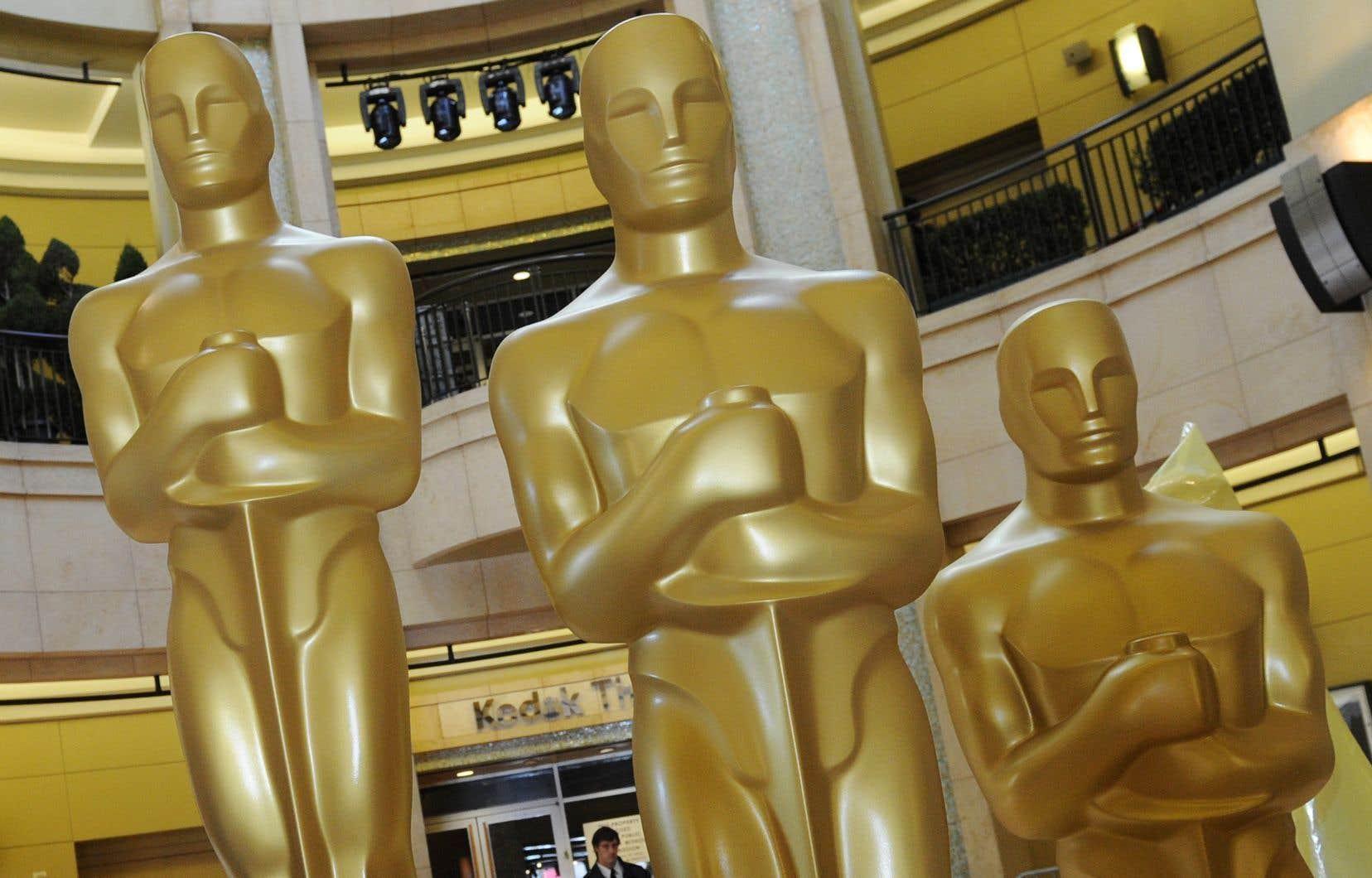 La cérémonie des Oscars aura lieu le 9 février 2020.