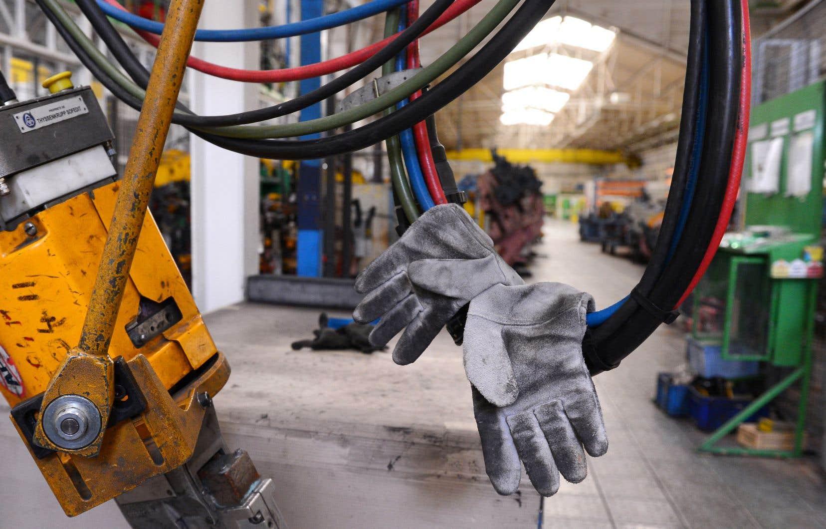 Près de 18% de travailleurs indiquent qu'ils comptent quitter leur emploi de leur propre chef au cours de la prochaine année.