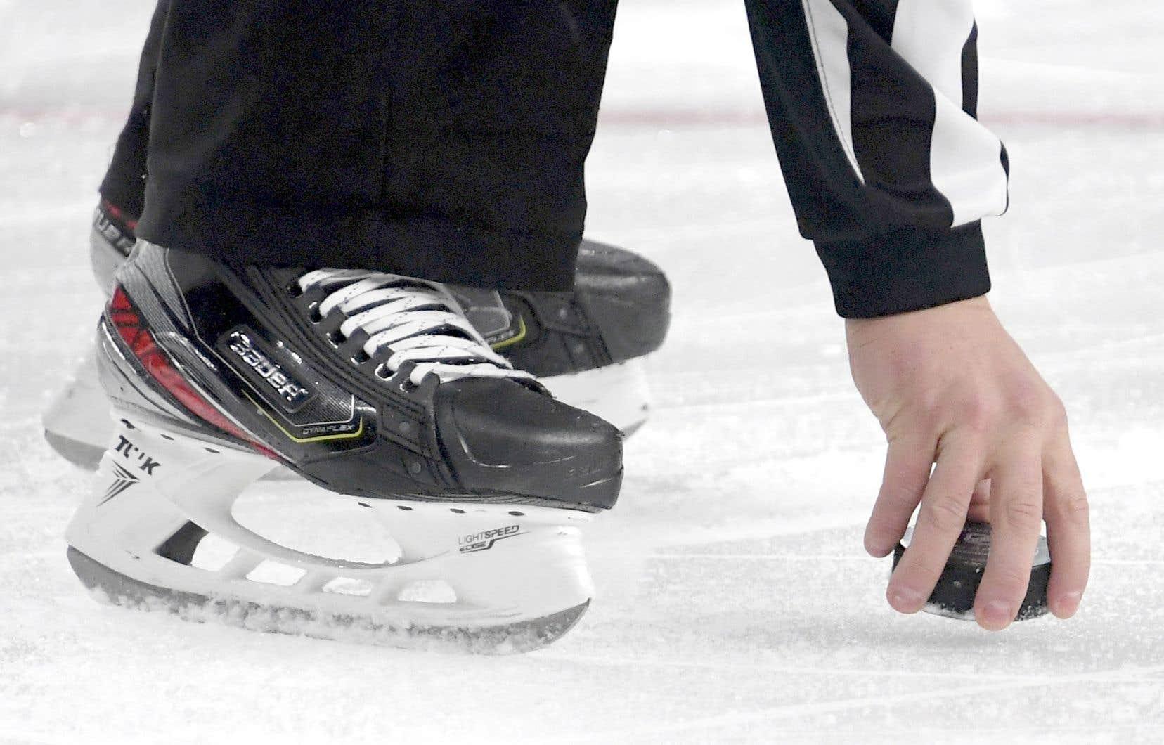 La ligue indépendante 3ICE promet du hockey sans interruptions ni arrêts de jeu.