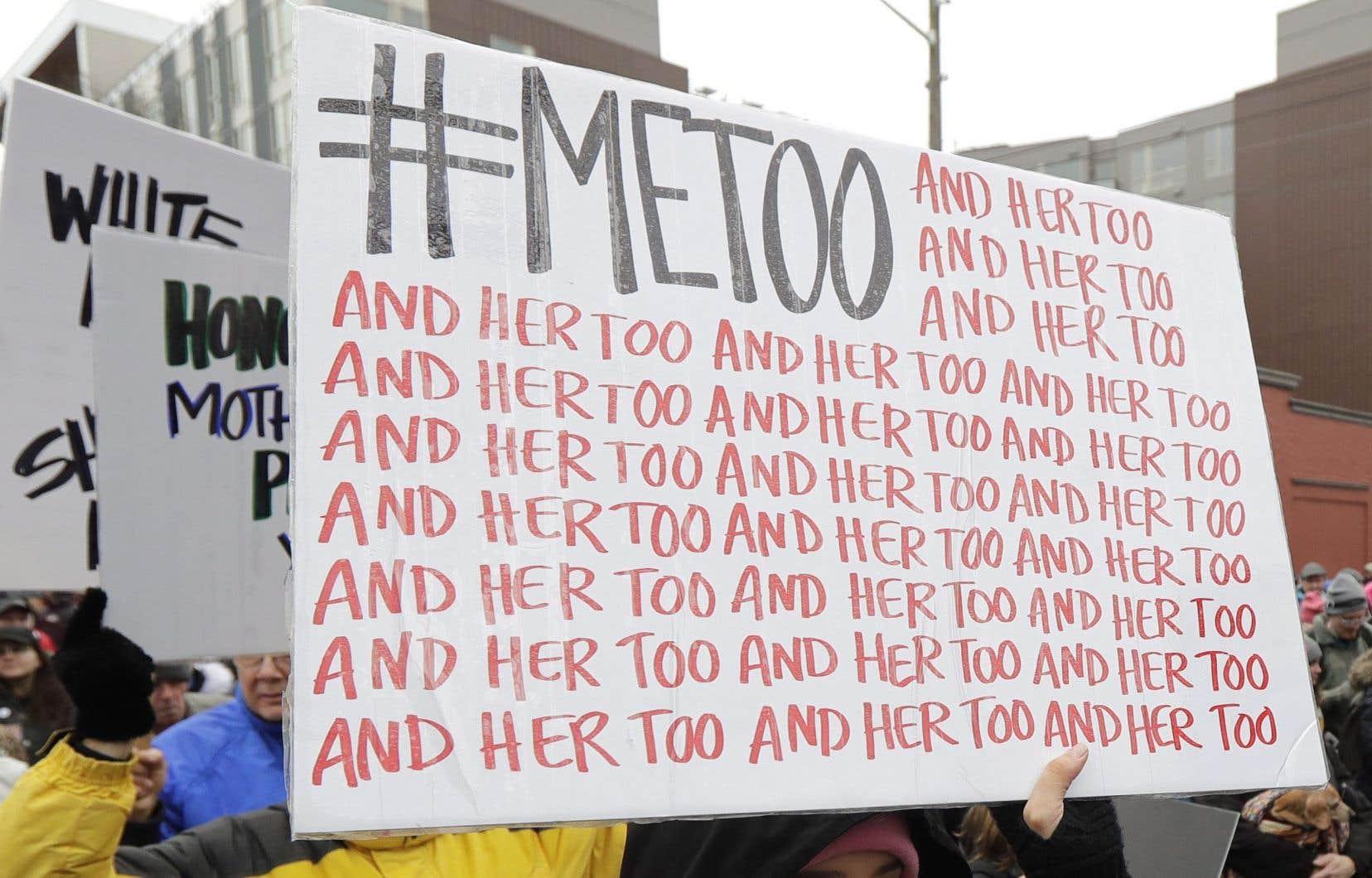 «Toutefois, à l'instar des féministes du tournant du XXesiècle, qui ont réussi à faire de la morale un enjeu important de leur combat, le mouvement #MeToo a permis en quelques années de réaliser un vrai changement dans nos mentalités», estime l'auteure.