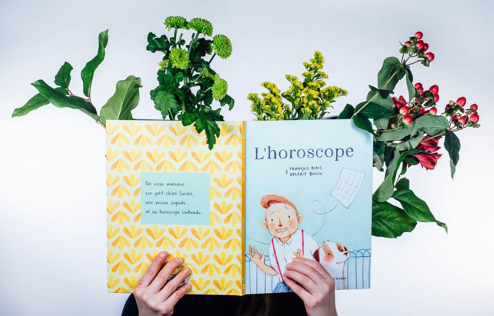«L'horoscope», de François Blais et Valérie Boivin, nous plonge dans le monde troublant de l'anxiété.