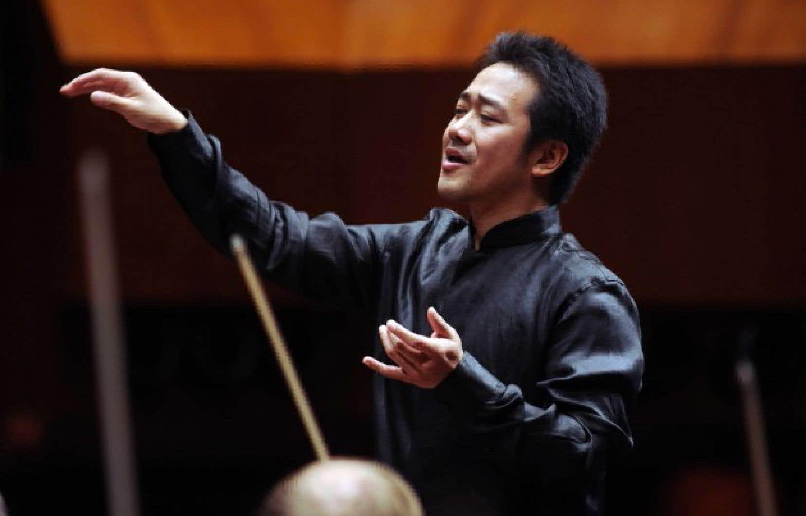Le chef de l'Orchestre symphonique de Shenzhen, Daye Lin, a remporté le Concours Georg Solti en 2012.