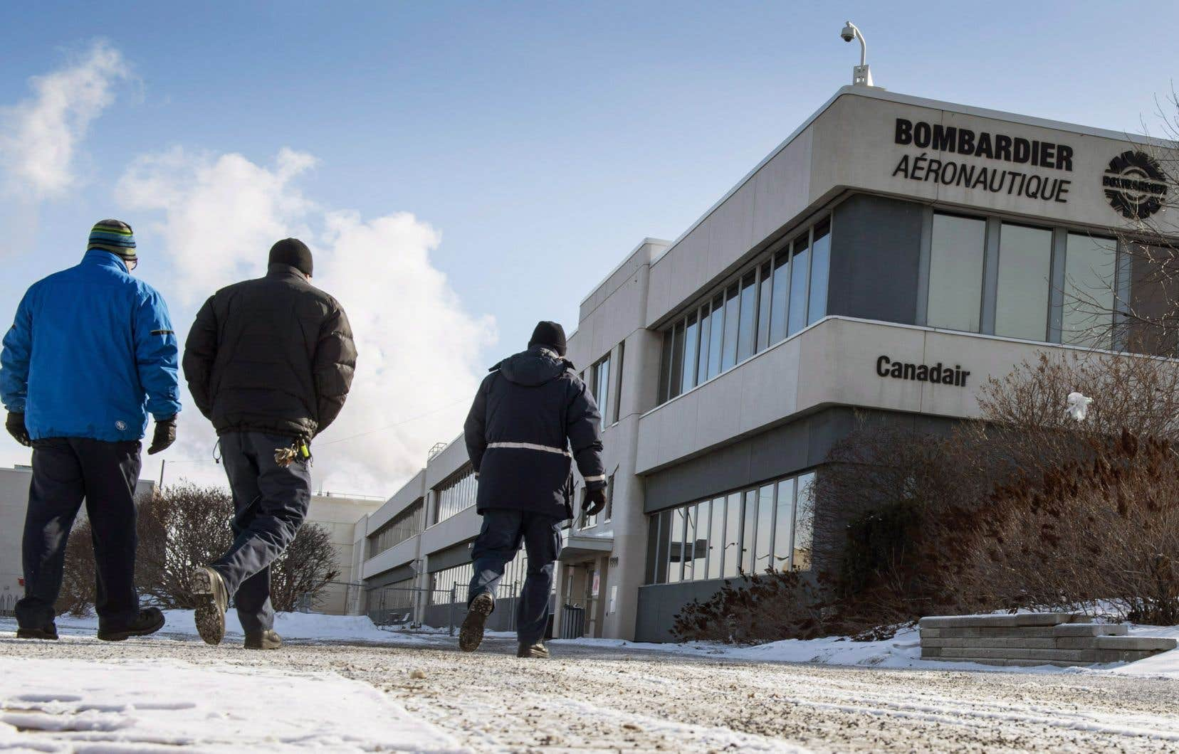 Bombardier, dont la dette atteint 9milliards $US, se trouve dans la cinquième année d'un plan de restructuration.