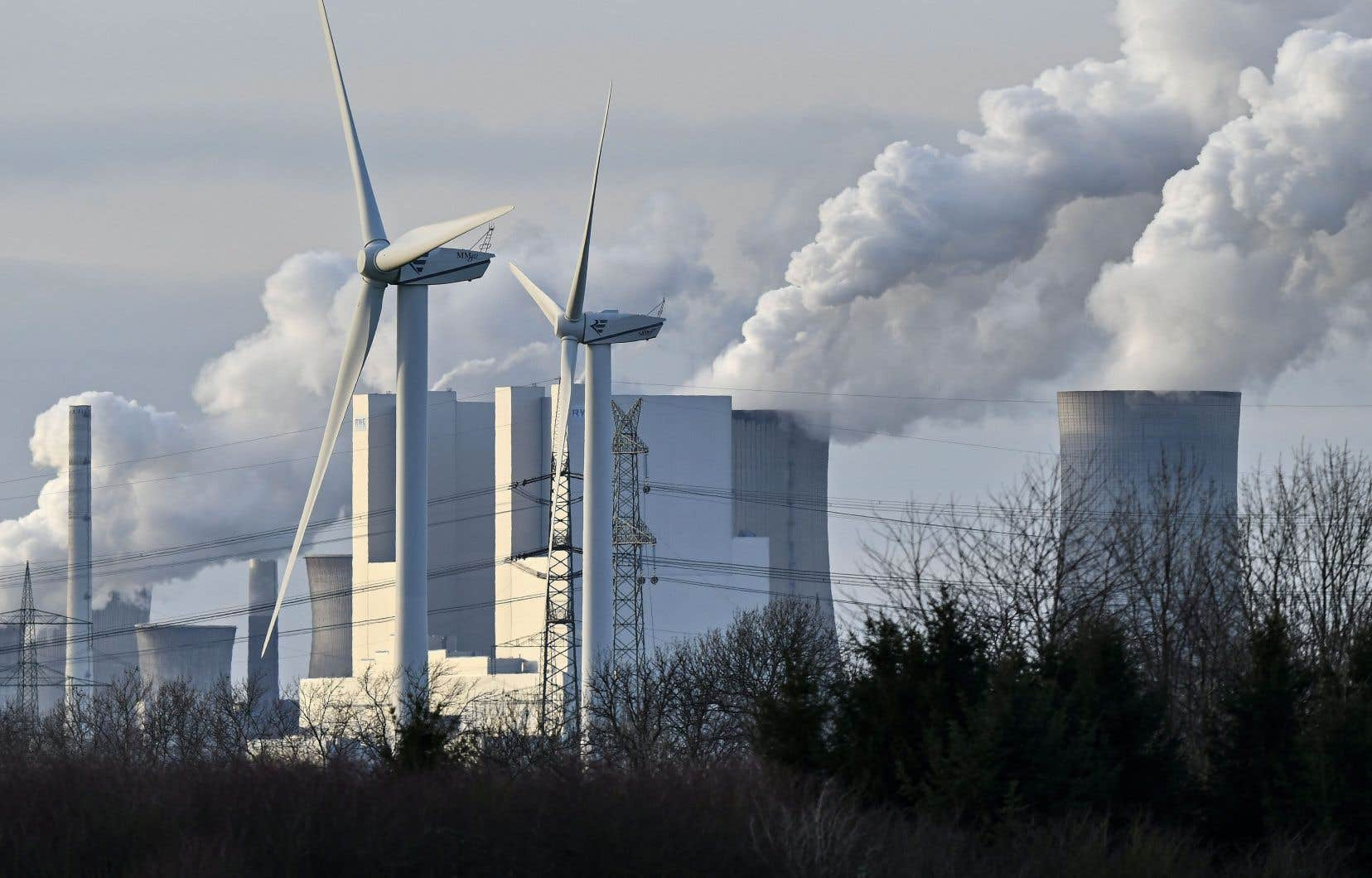 La transition est pour l'instant concentrée dans l'énergie, le bâtiment et le transport bas carbone.