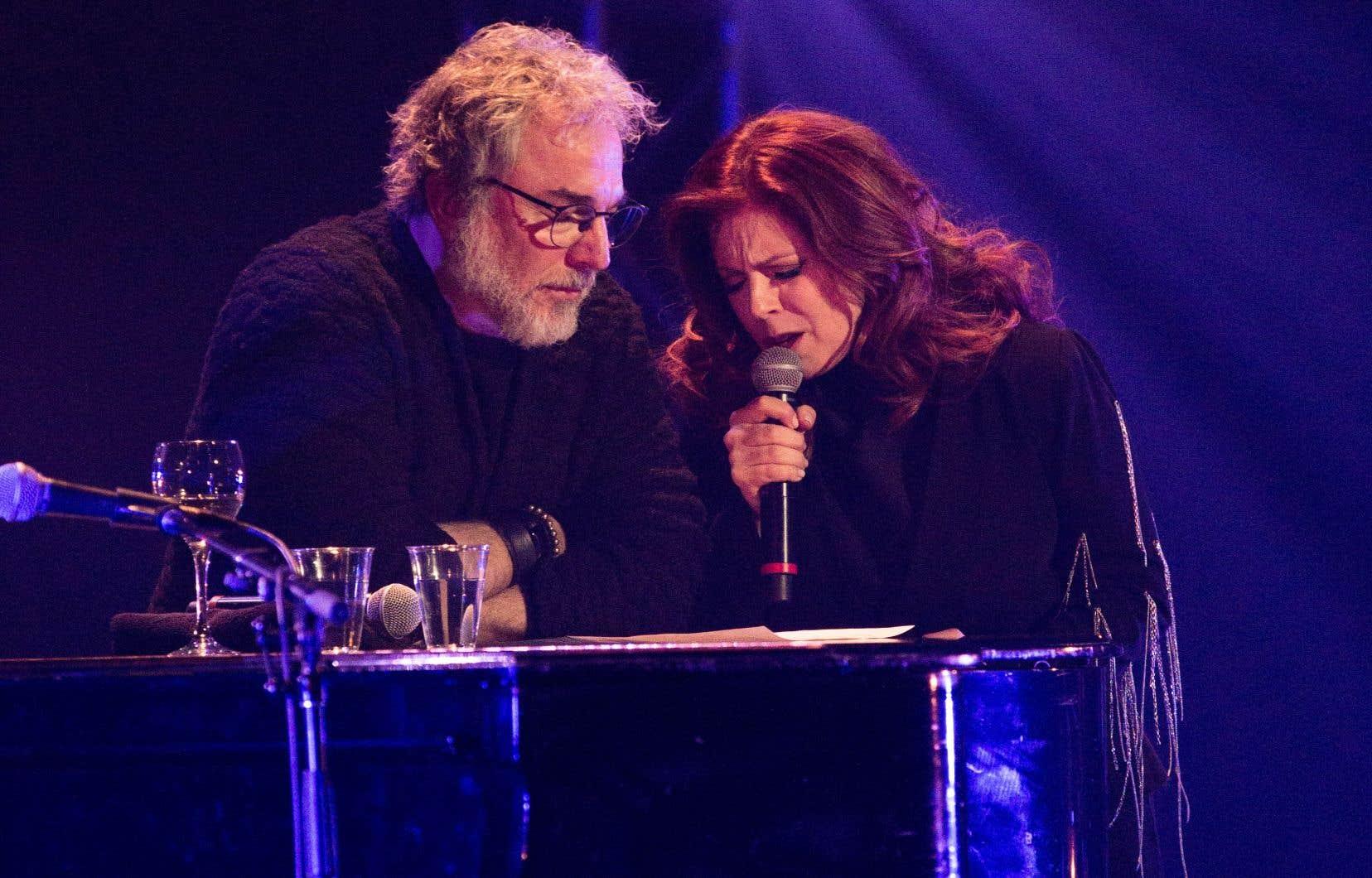 La soirée, que Christian Bégin (à gauche) a qualifiée de «Super Bowl du spleen, permet d'entendre certaines des chansons les plus tristes qui soient.