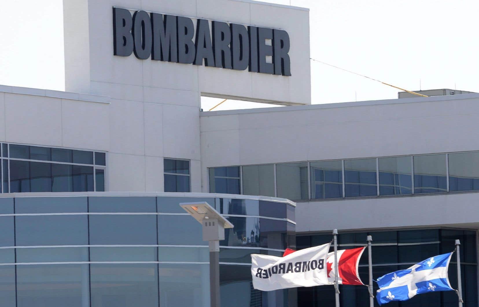 La semaine dernière, Bombardier a lancé un avertissement sur ses résultats financiers en plus de laisser planer le doute sur sa participation dans l'A220, en plus d'annoncer qu'elle étudiait certaines options pour réduire sa lourde dette.