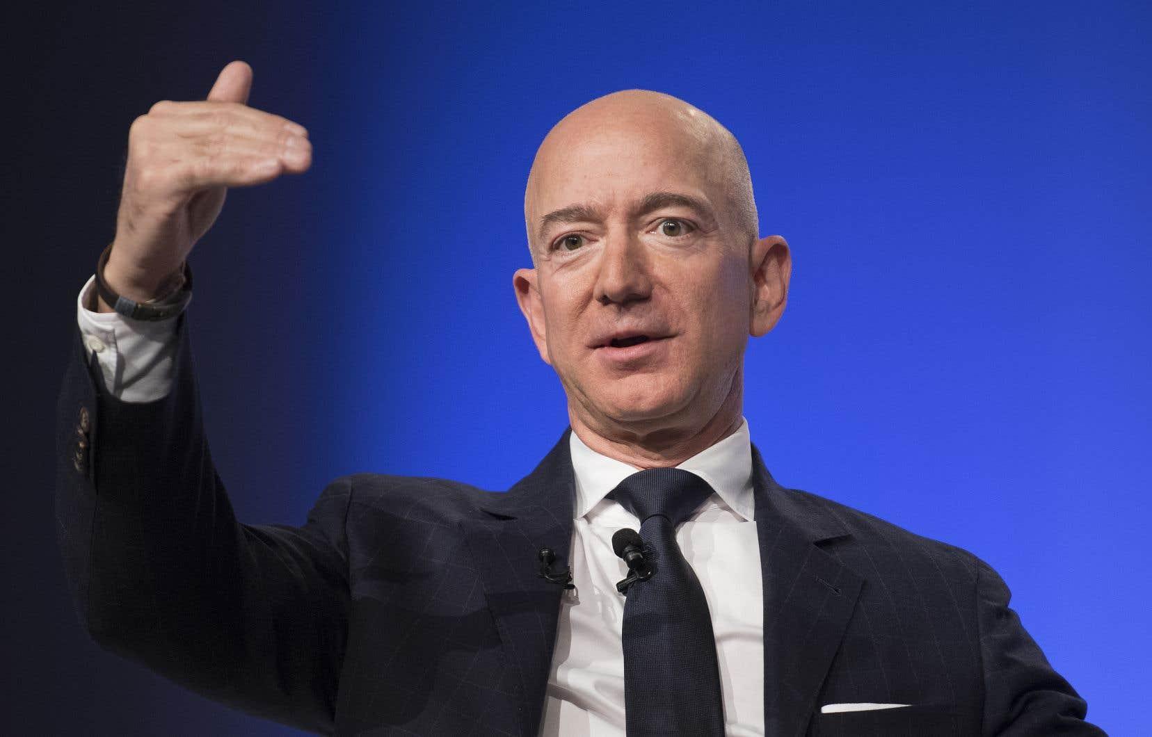 Jeff Bezos avait reçu un message en provenance d'un compte attribué au prince saoudien Mohammed ben Salmane.