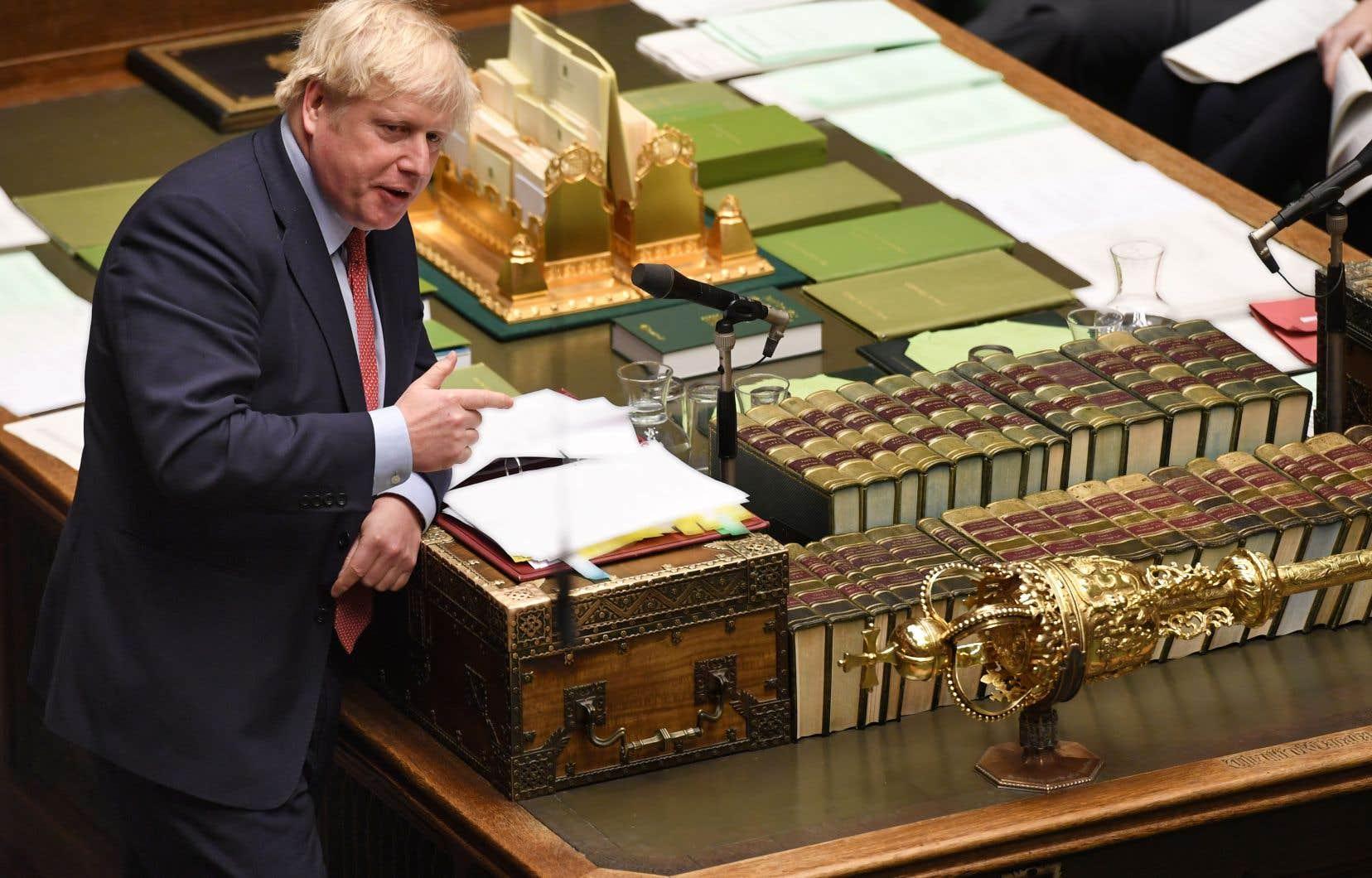 Cette adoption définitive de l'accord de divorce marque une grande victoire pour Boris Johnson.
