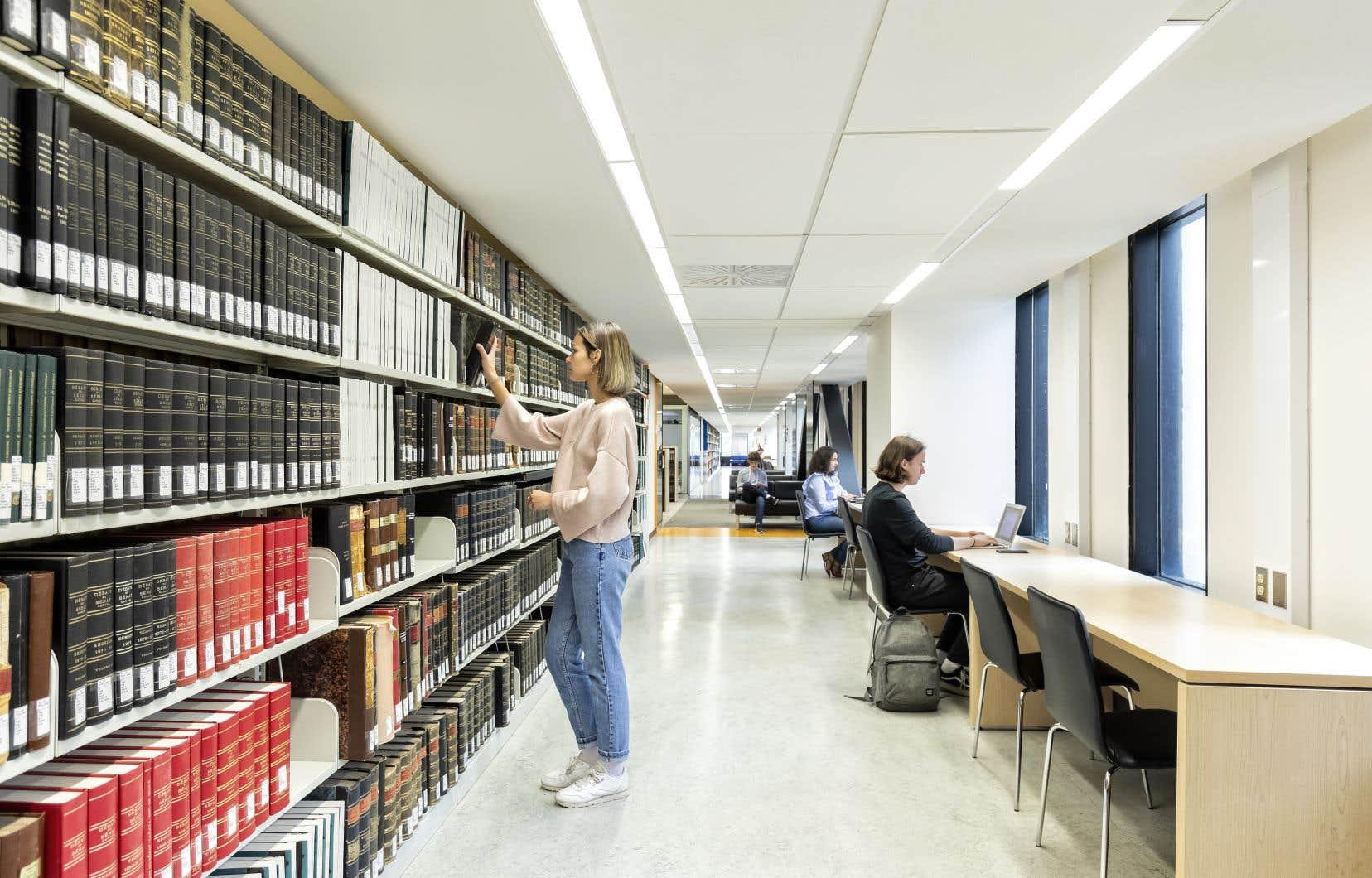 Le projet remonte à 2014, année où un groupe des bibliothèques du Réseau des universités du Québec envisageait de remplacer son système informatique.