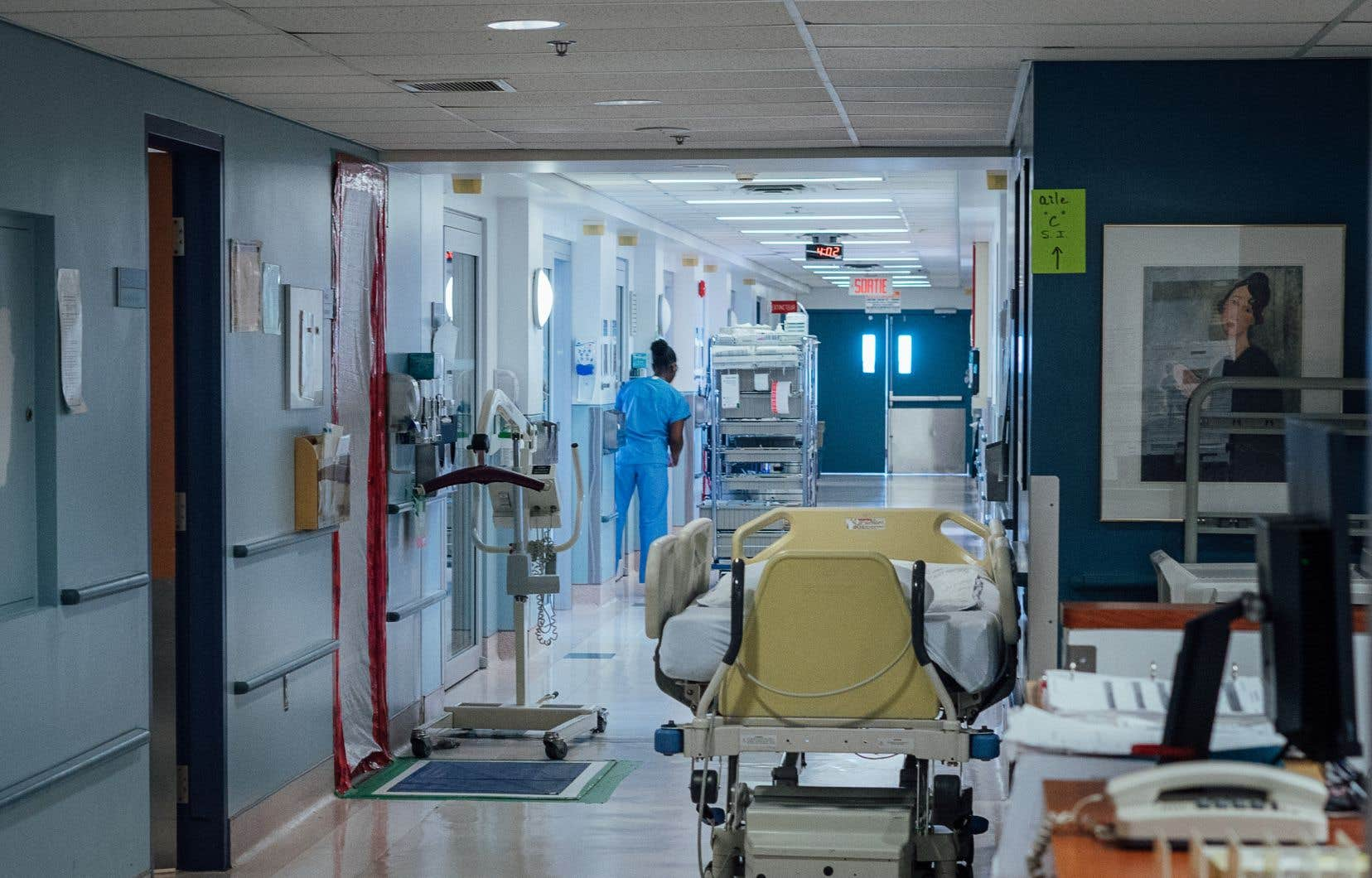 Elles sont présentement en observation dans des hôpitaux de Montréal et Québec.