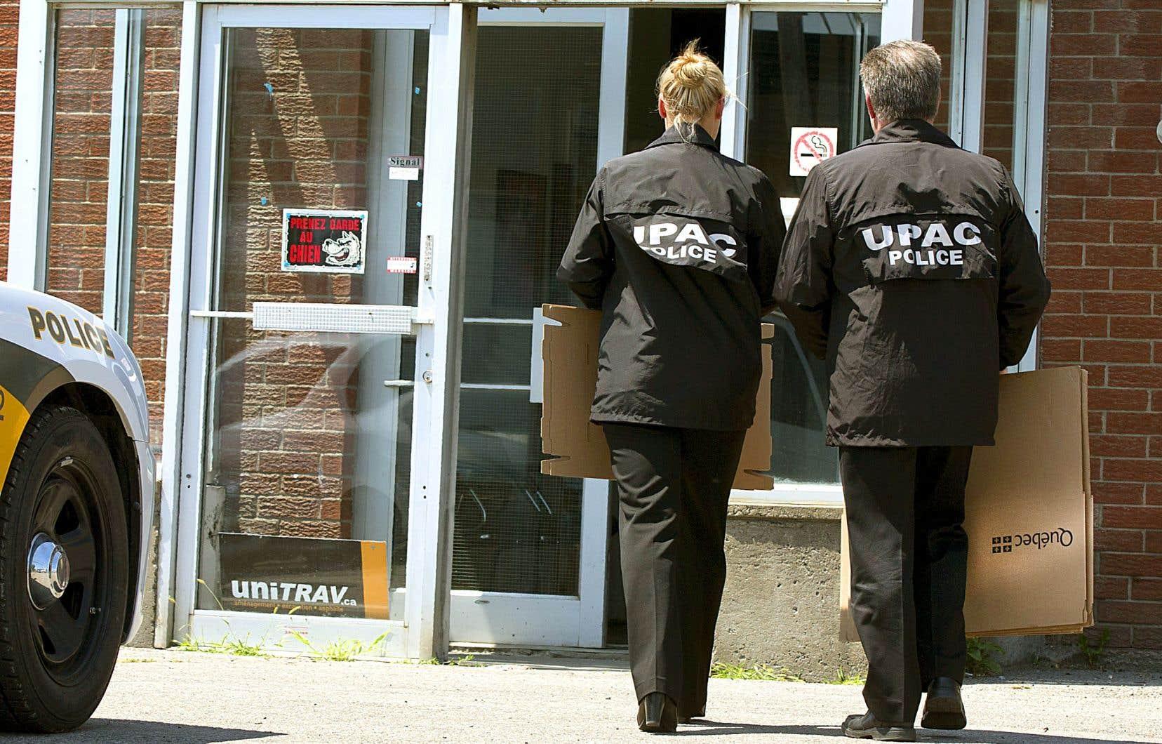 L'enquête Mâchurer sur un système de financement illégal au Parti libéral du Québec (PLQ) est toujours en cours, près de six ans après son lancement.
