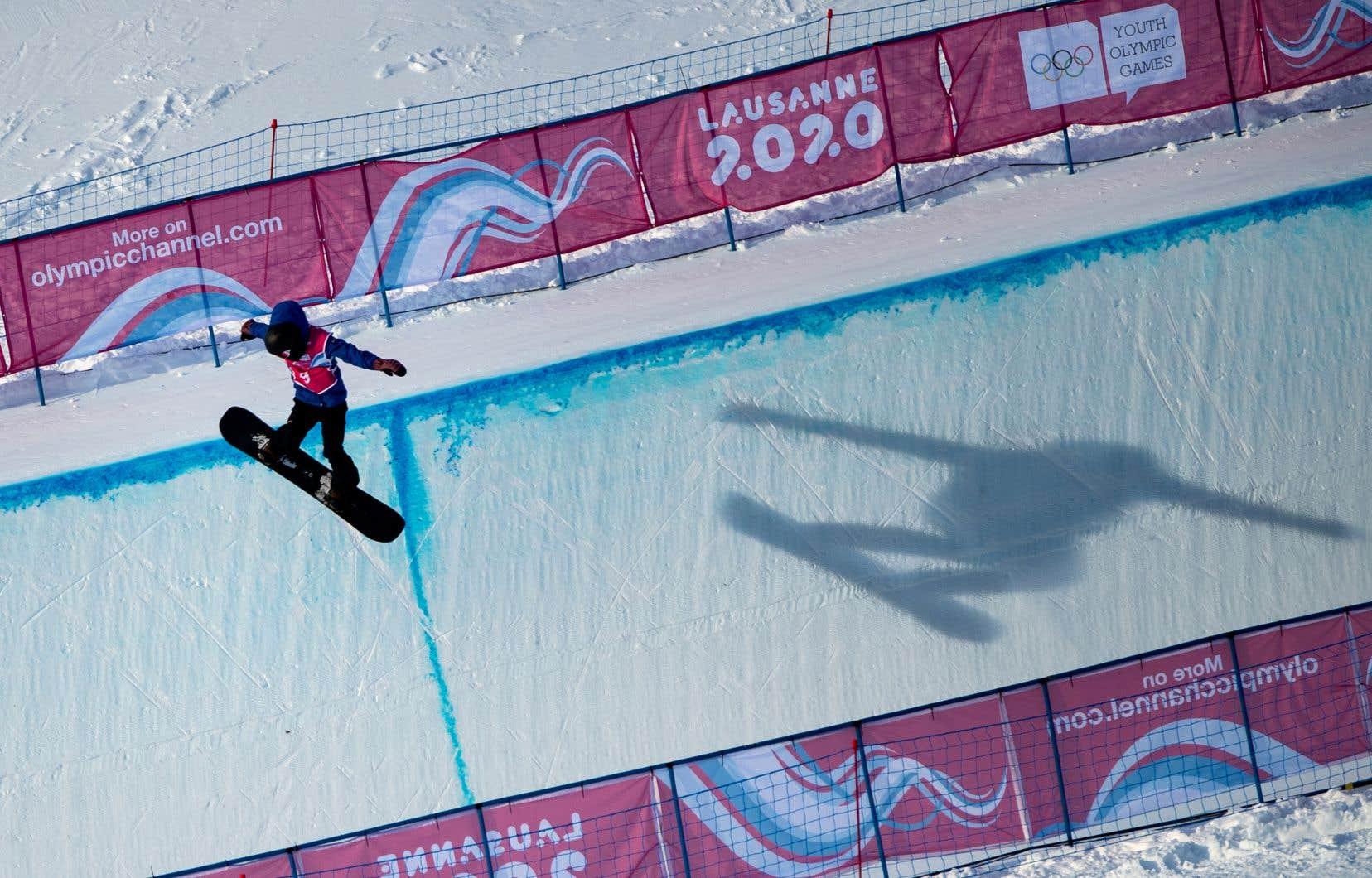 La Suisse a accueilli les Jeux olympiques de la jeunesse à Lausanne.